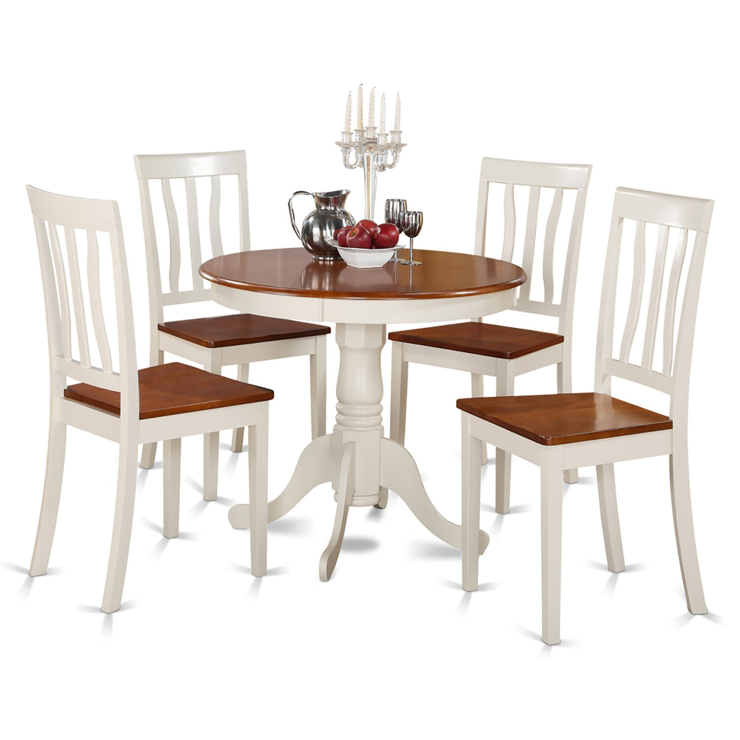 east west 5 dining set reviews wayfair