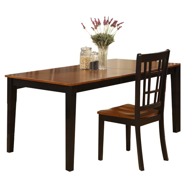East west nicoli dining table reviews wayfair for Wayfair furniture dining tables
