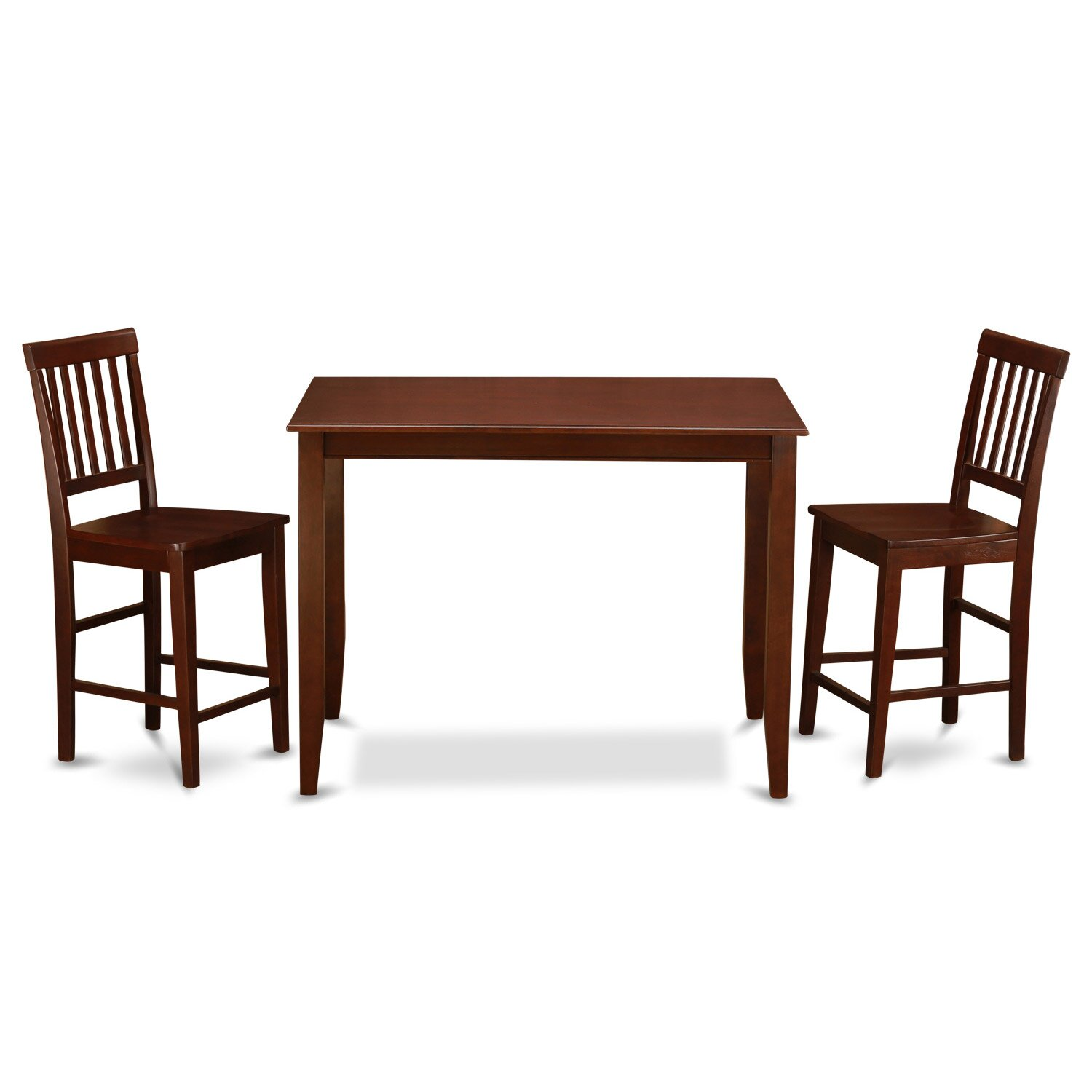 Wooden importers 3 piece dining set wayfair for 3 piece dining room set