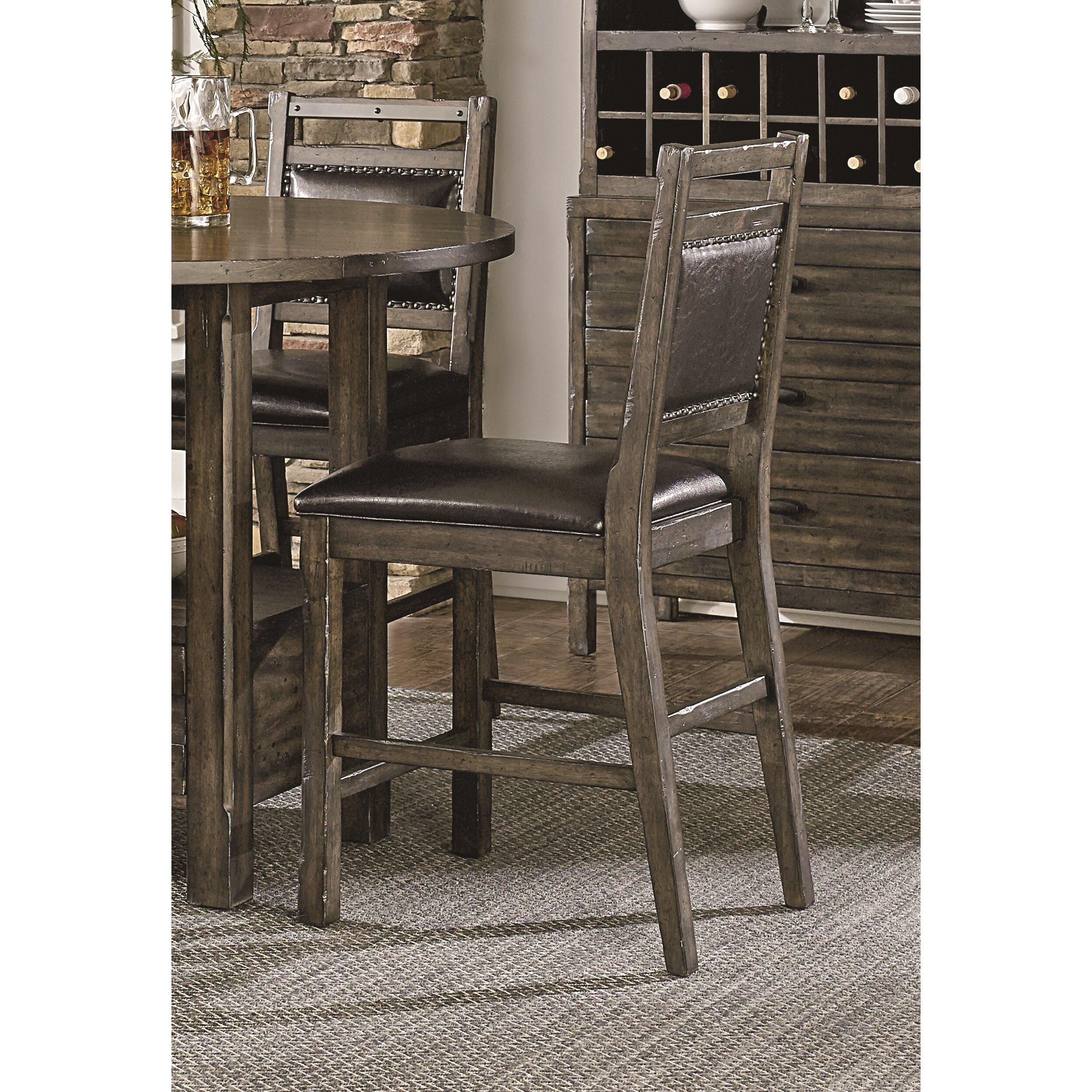 Progressive Furniture Crossroads 5 Piece Dining Set Wayfair