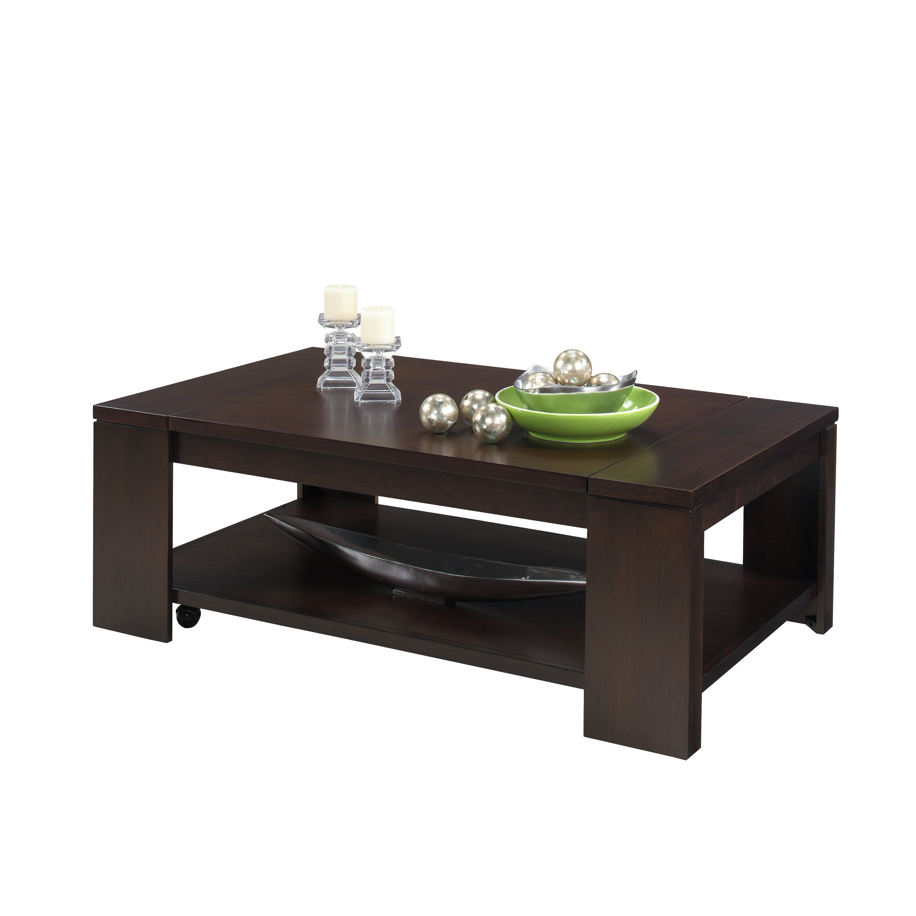 Progressive Furniture Waverly Coffee Table With Lift Top