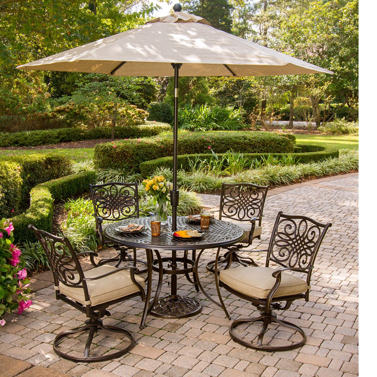 5 piece bistro set outdoor images likewise outdoor patio