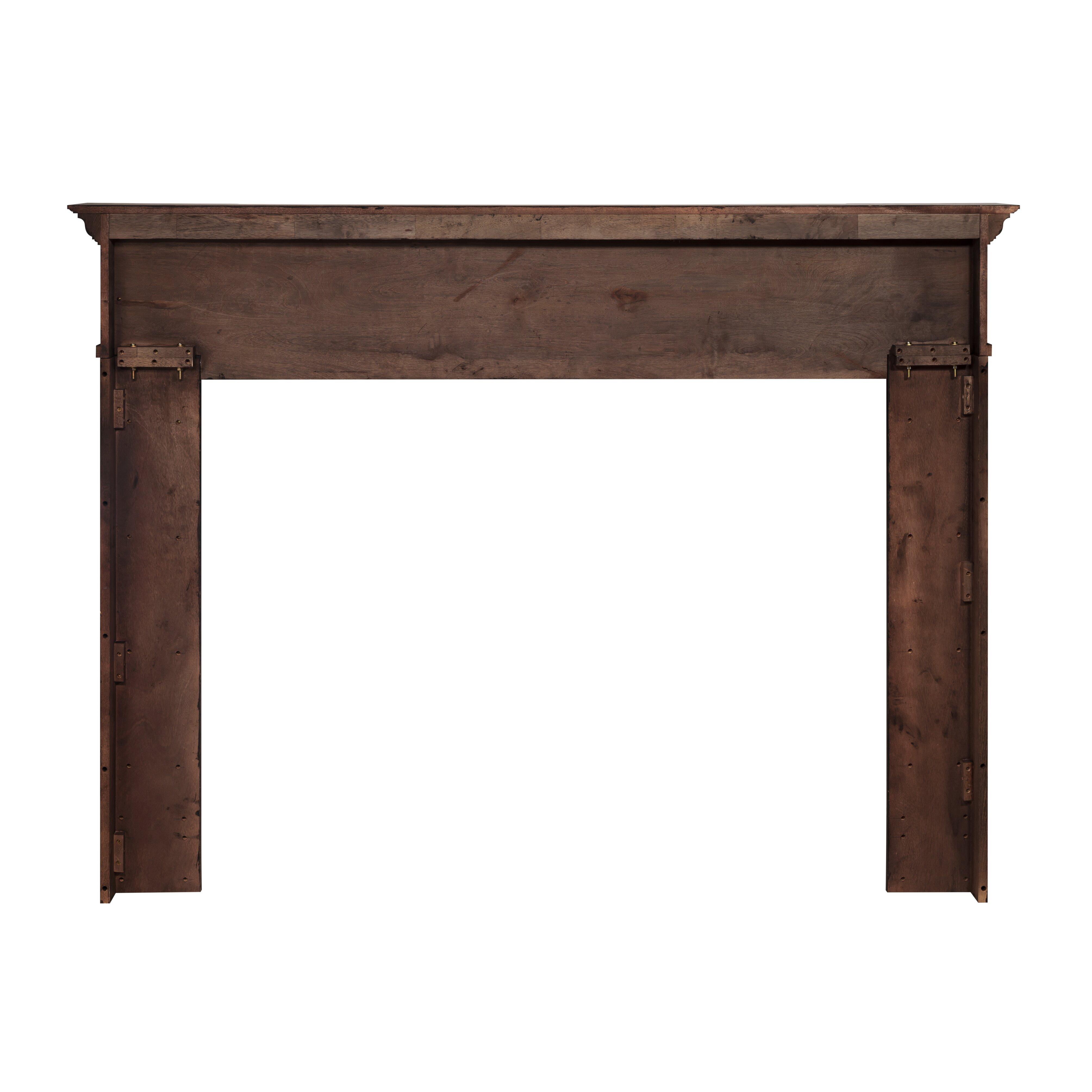 Pearl mantels avondale fireplace mantel surround reviews wayfair - Mantelpiece surround ...