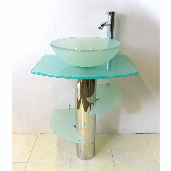 Kokols 24 single bathroom vanity set reviews wayfair for Bathroom vanity sets for sale