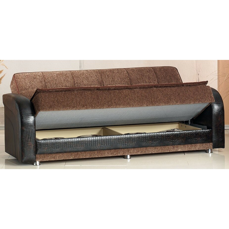 Beyan Utica Sleeper Sofa Reviews Wayfair