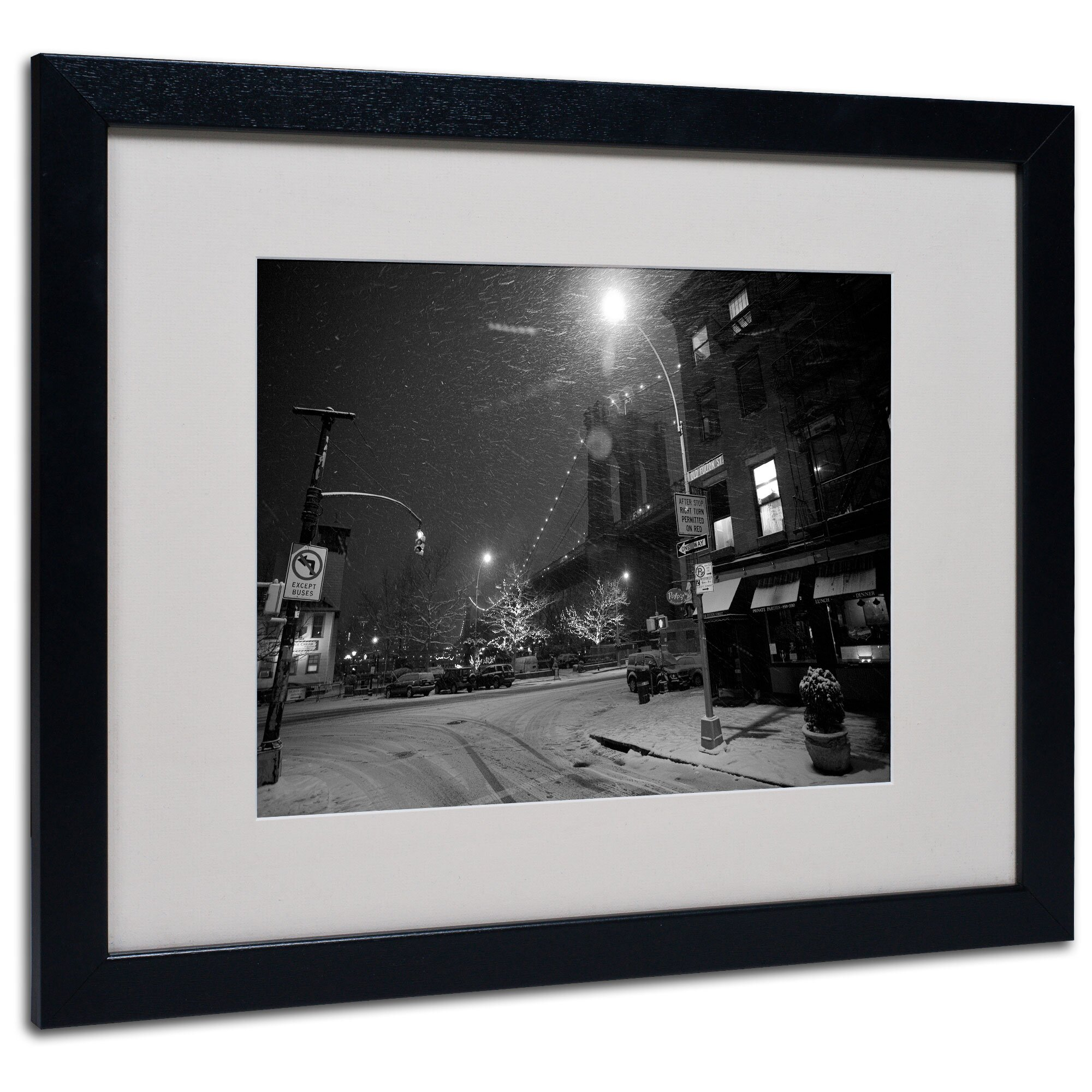 Trademark Art quotPetes by the Bridgequot by Yale Gurney Framed  : Trademark Fine Art Petes by the Bridge by Yale Gurney Framed Photographic Print from www.wayfair.com size 2000 x 2000 jpeg 495kB