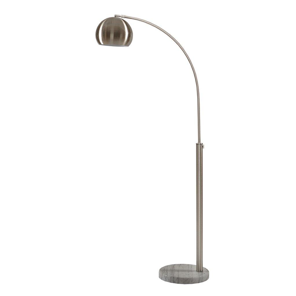 Ink Ivy Menlo 77 Quot Arched Floor Lamp Amp Reviews Wayfair