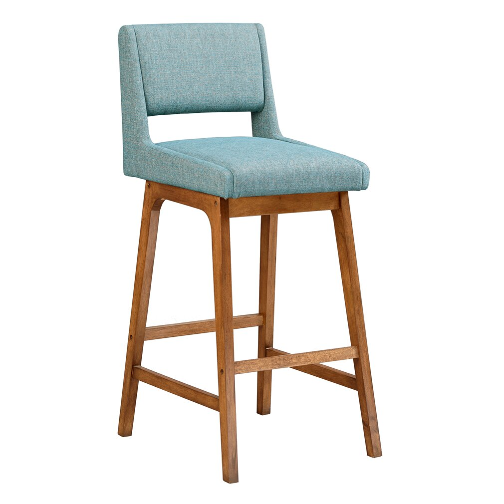 Ink Ivy Boomerang 31 75 Quot Bar Stool Amp Reviews Wayfair