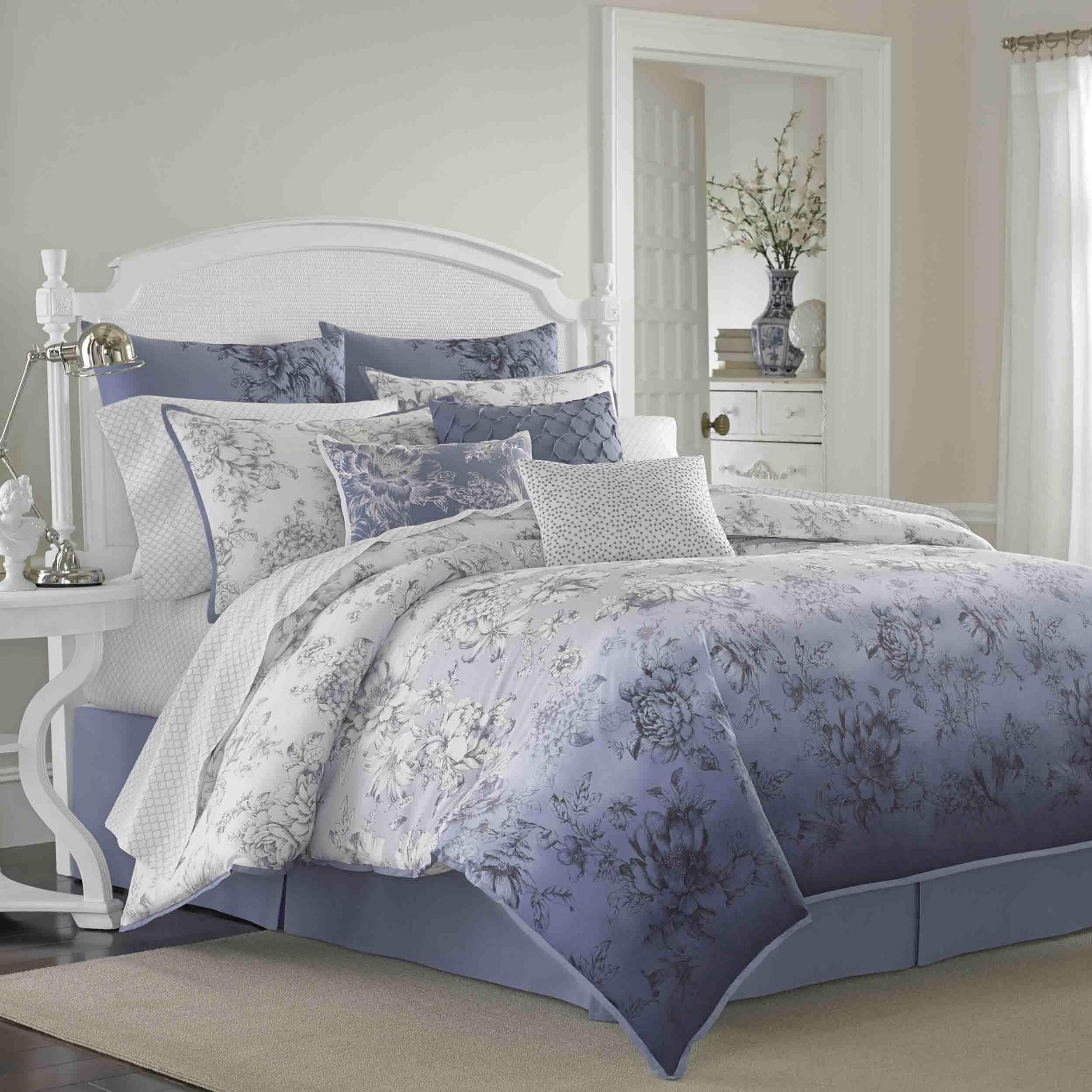 Laura Ashley Home Delphine Comforter Set Reviews Wayfair