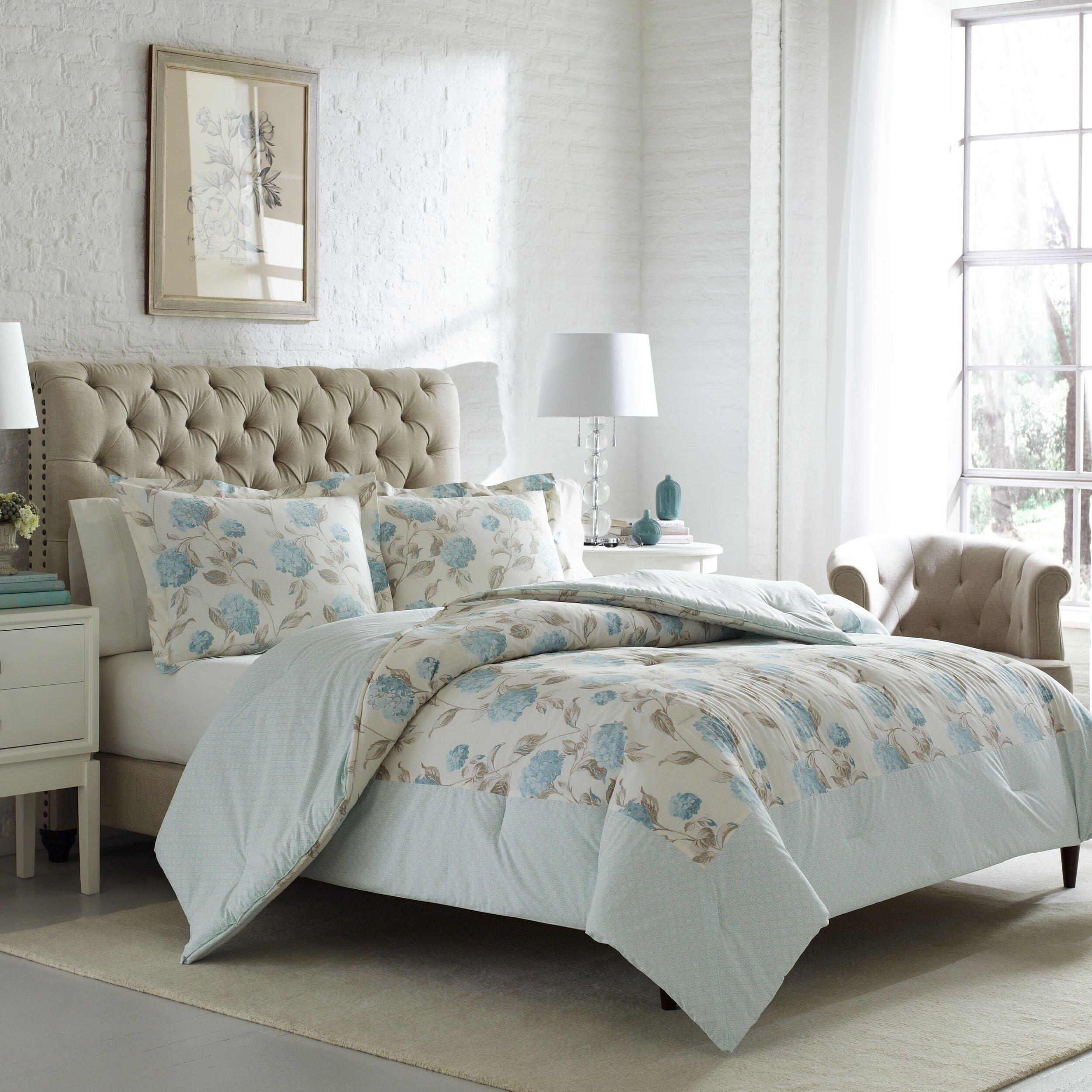 Laura Ashley Home Baylie Comforter Set Wayfair