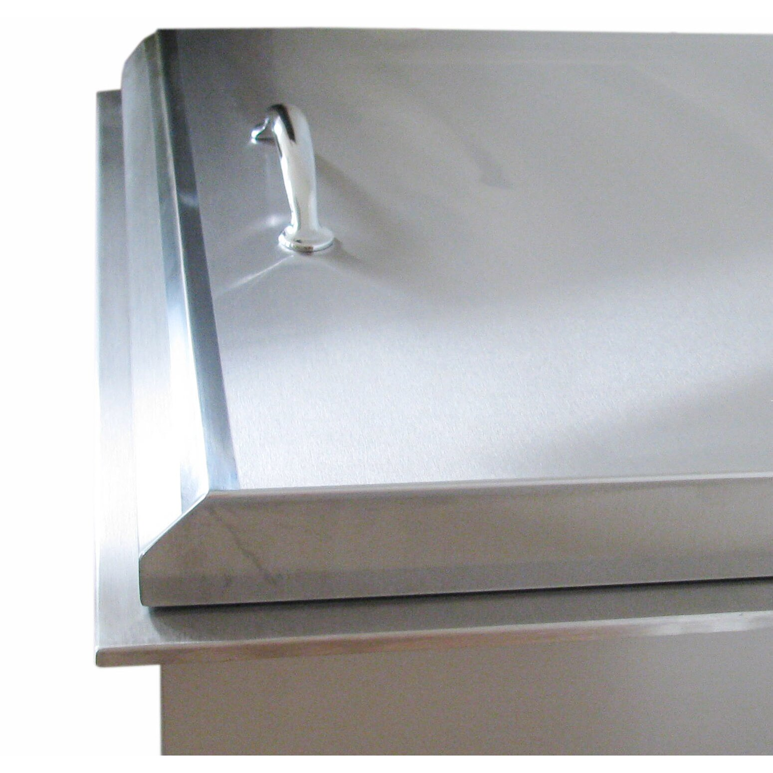 Sunstone Grills Drop In Ice Chest Cooler Reviews Wayfair