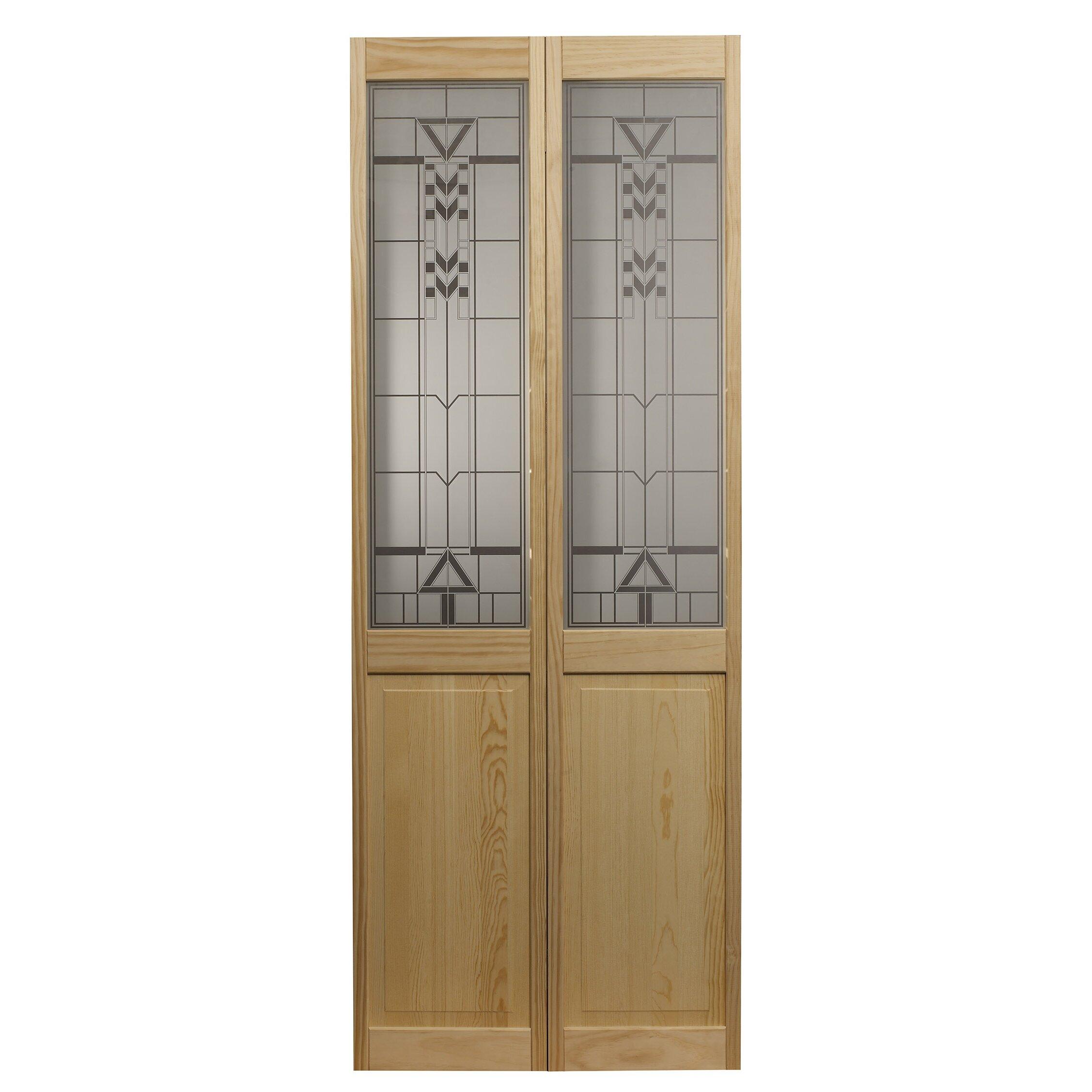 2254 #886C44 LTL Bi Fold Doors Pinecroft Wood Unfinished Bi Fold Interior Door  pic Unfinished Wood Doors 40712254