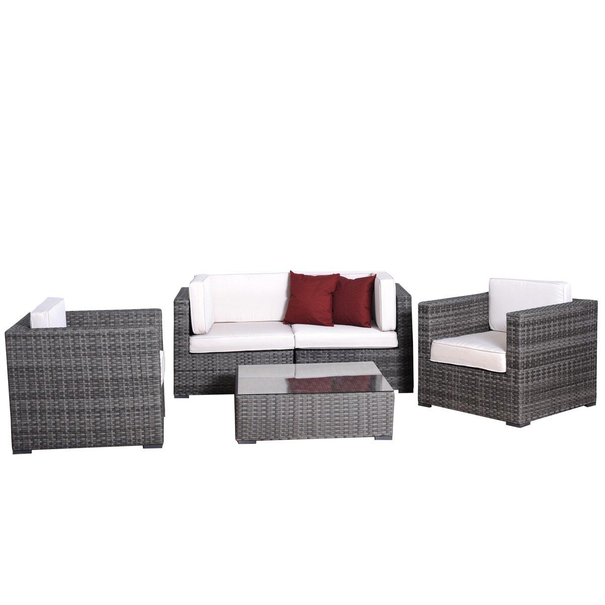 International home miami atlantic 5 piece deep seating for International housse