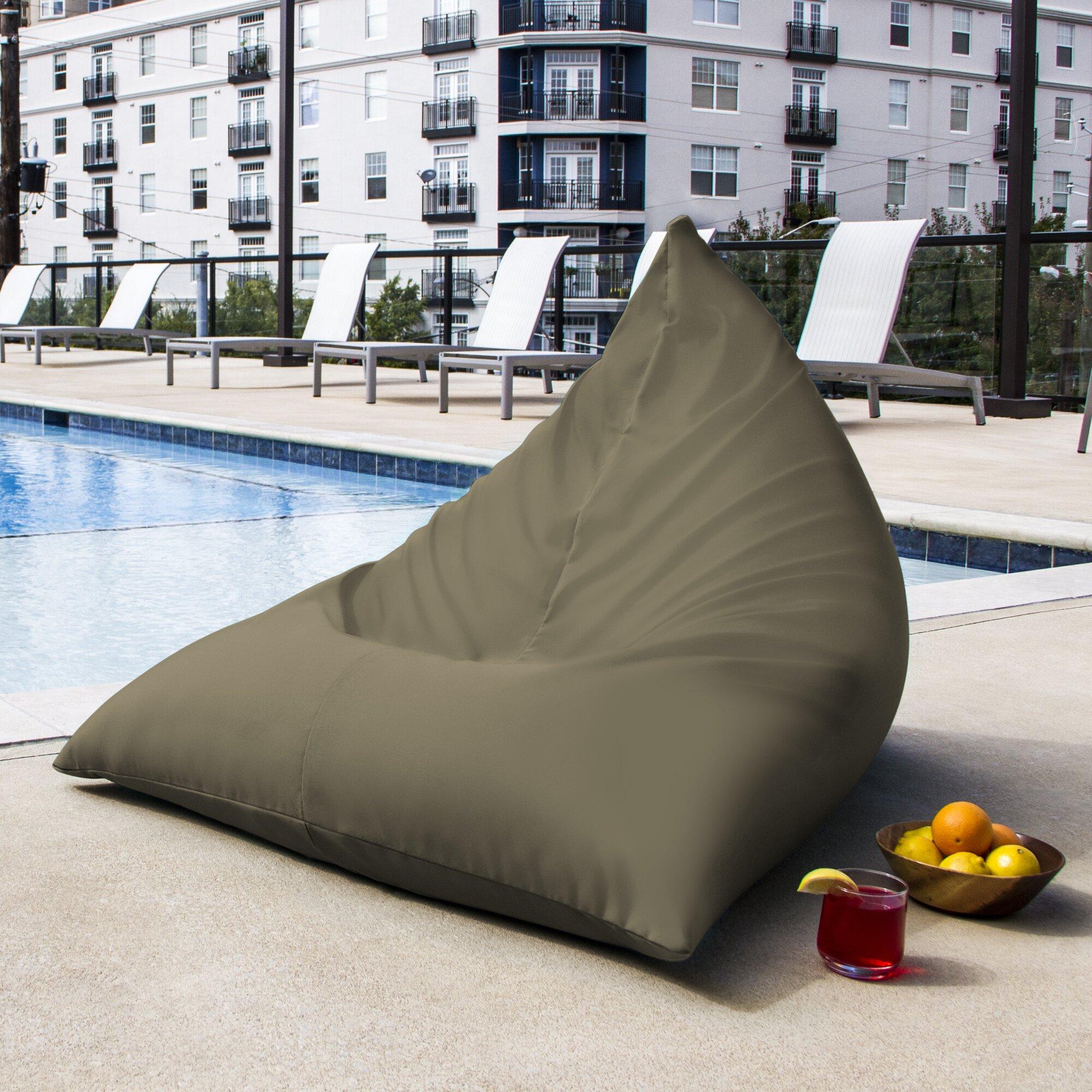 Jaxx Twist Outdoor Bean Bag Chair & Reviews
