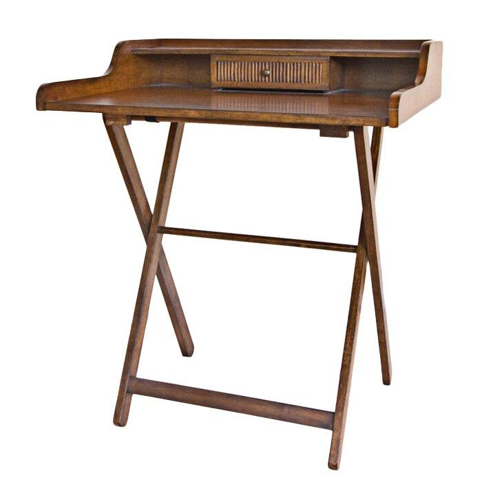 Carolina cottage folding easton writing desk reviews wayfair - The writers cottage inspiration by design ...