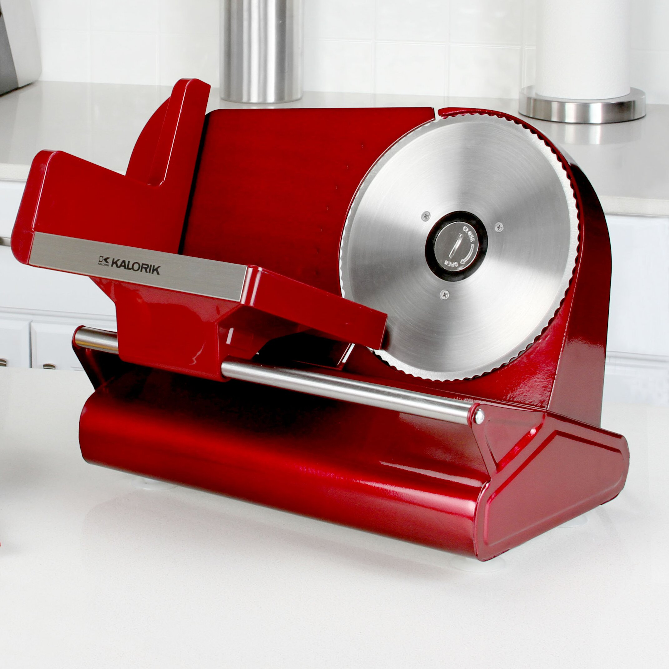 Red Kitchen Accessories Sale