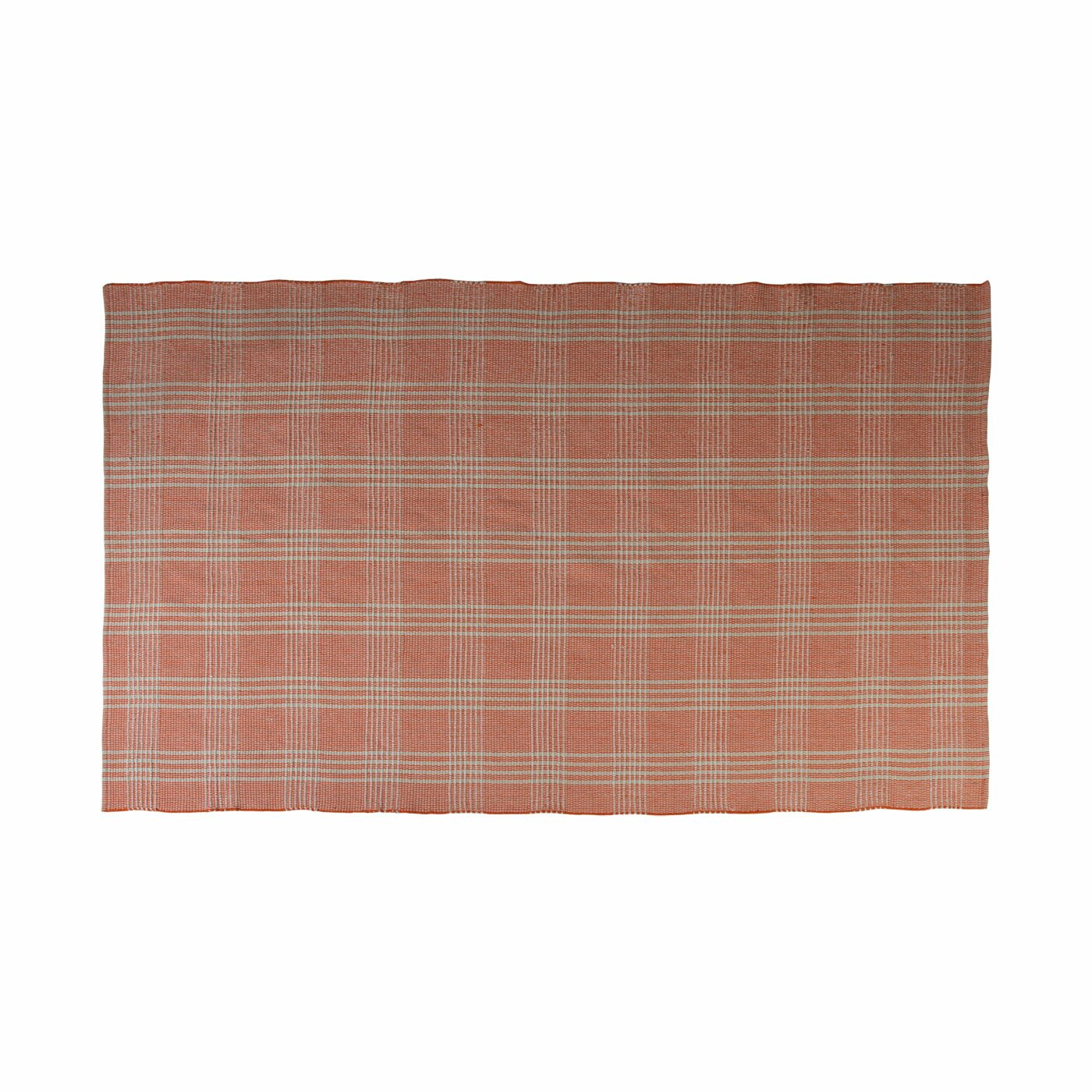 Plaid Rug: Blu Dot Bravo Plaid Area Rug & Reviews