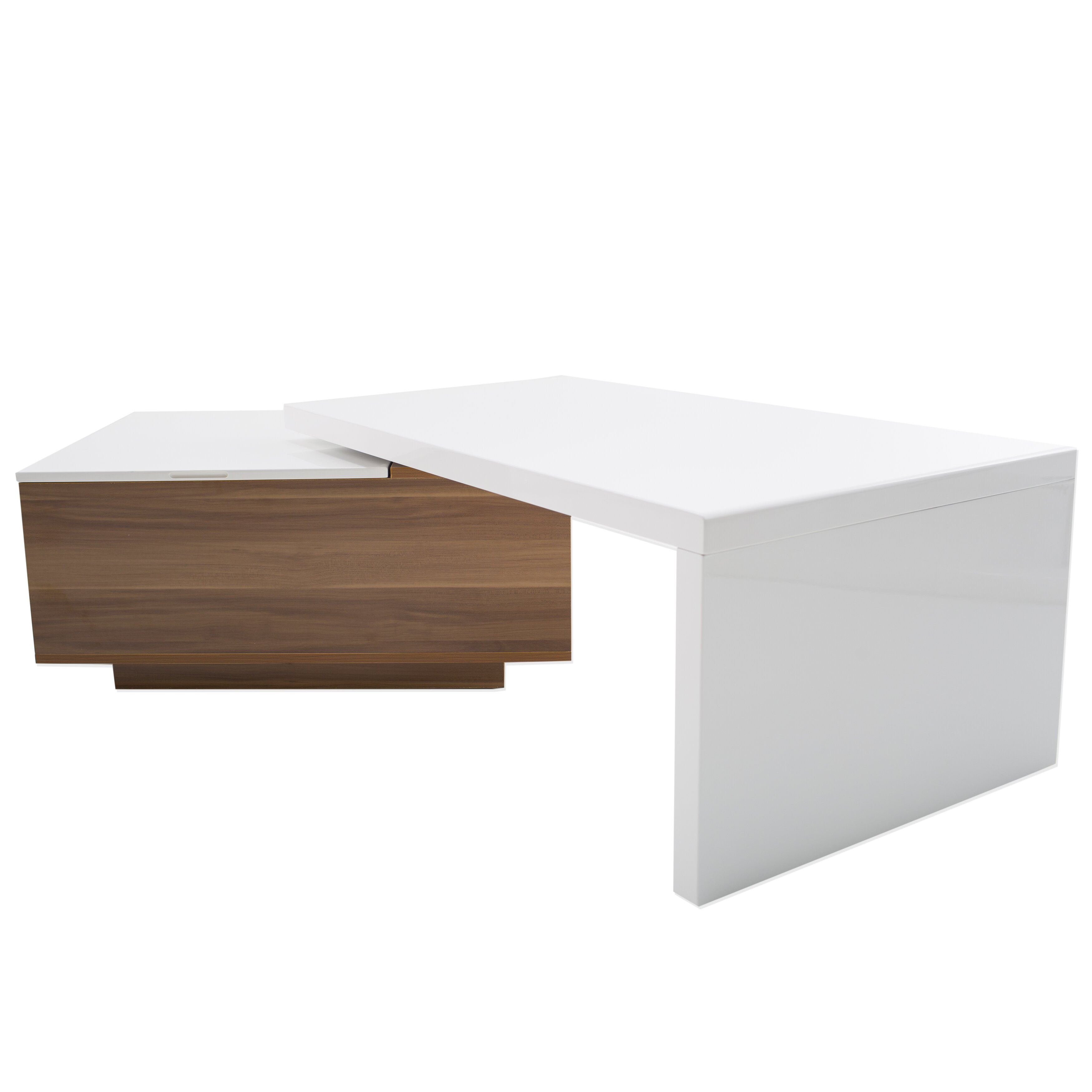 Matrix Coffee Table With Lift Top Amp Reviews Wayfair Ca