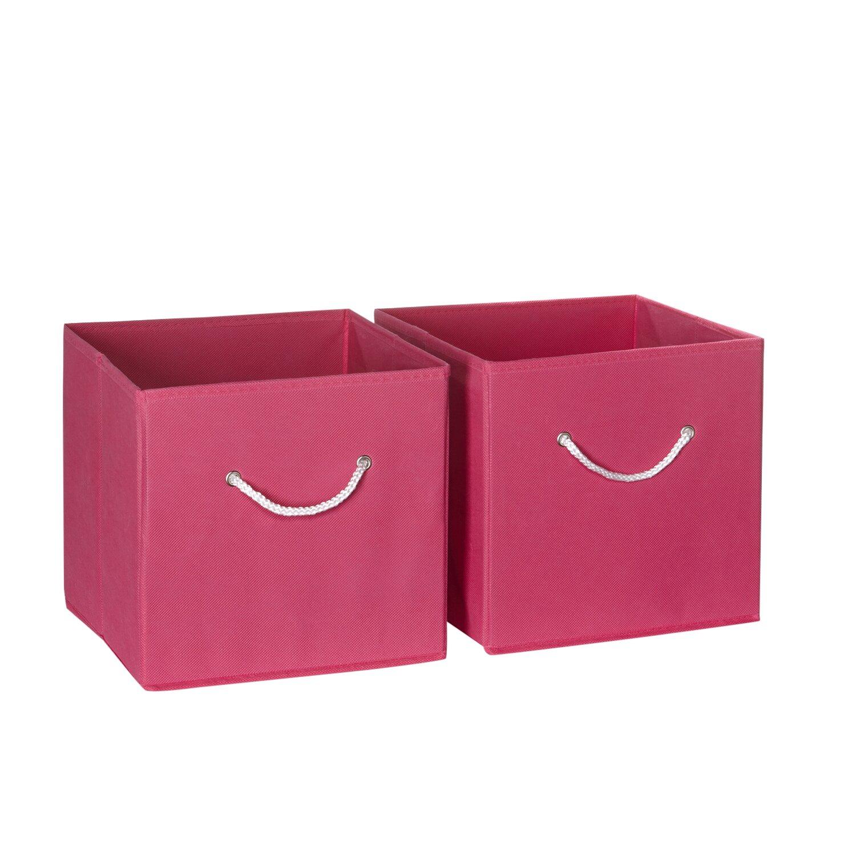 Riverridge Kids Folding Toy Storage Bins Amp Reviews Wayfair