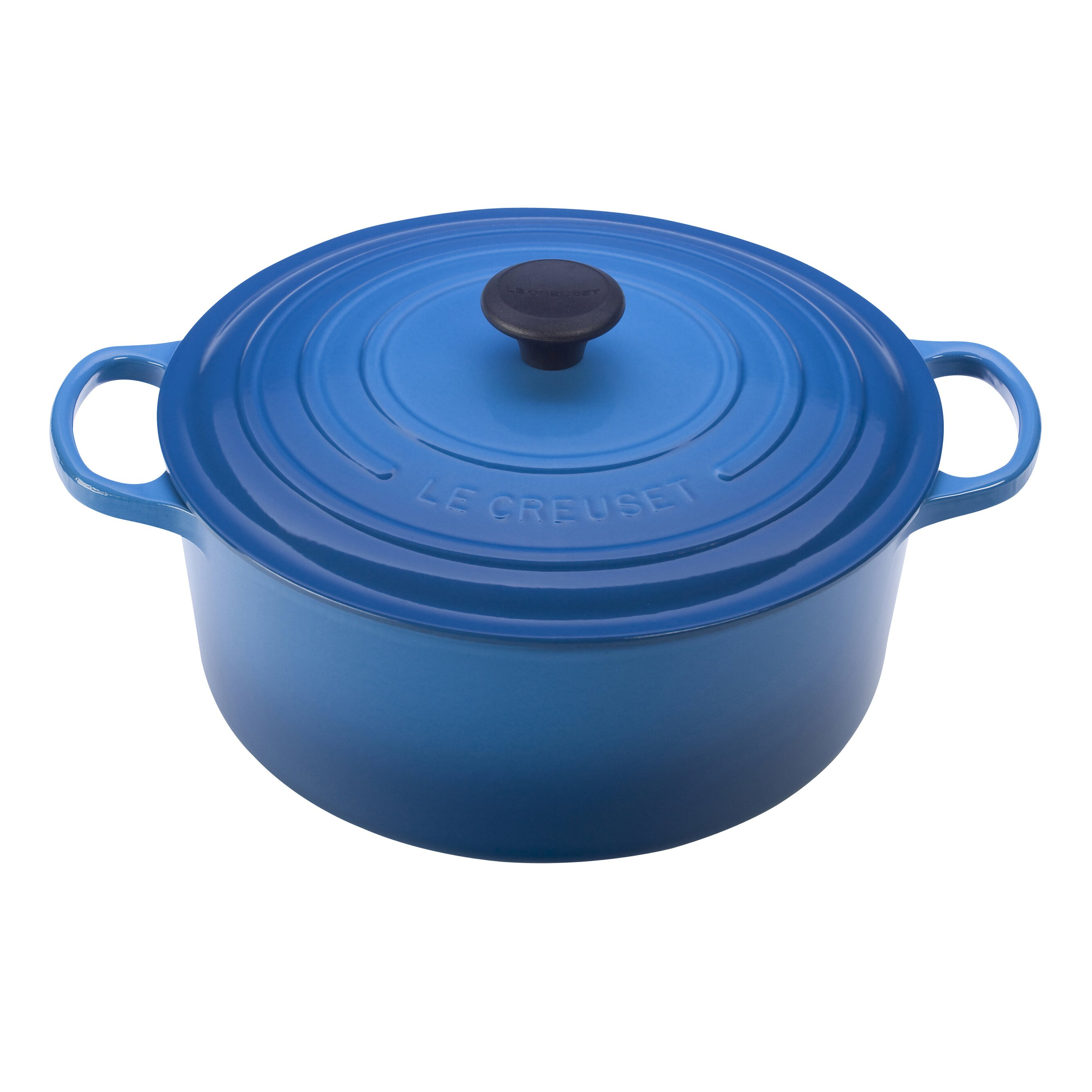 le creuset enameled cast iron round french oven reviews. Black Bedroom Furniture Sets. Home Design Ideas