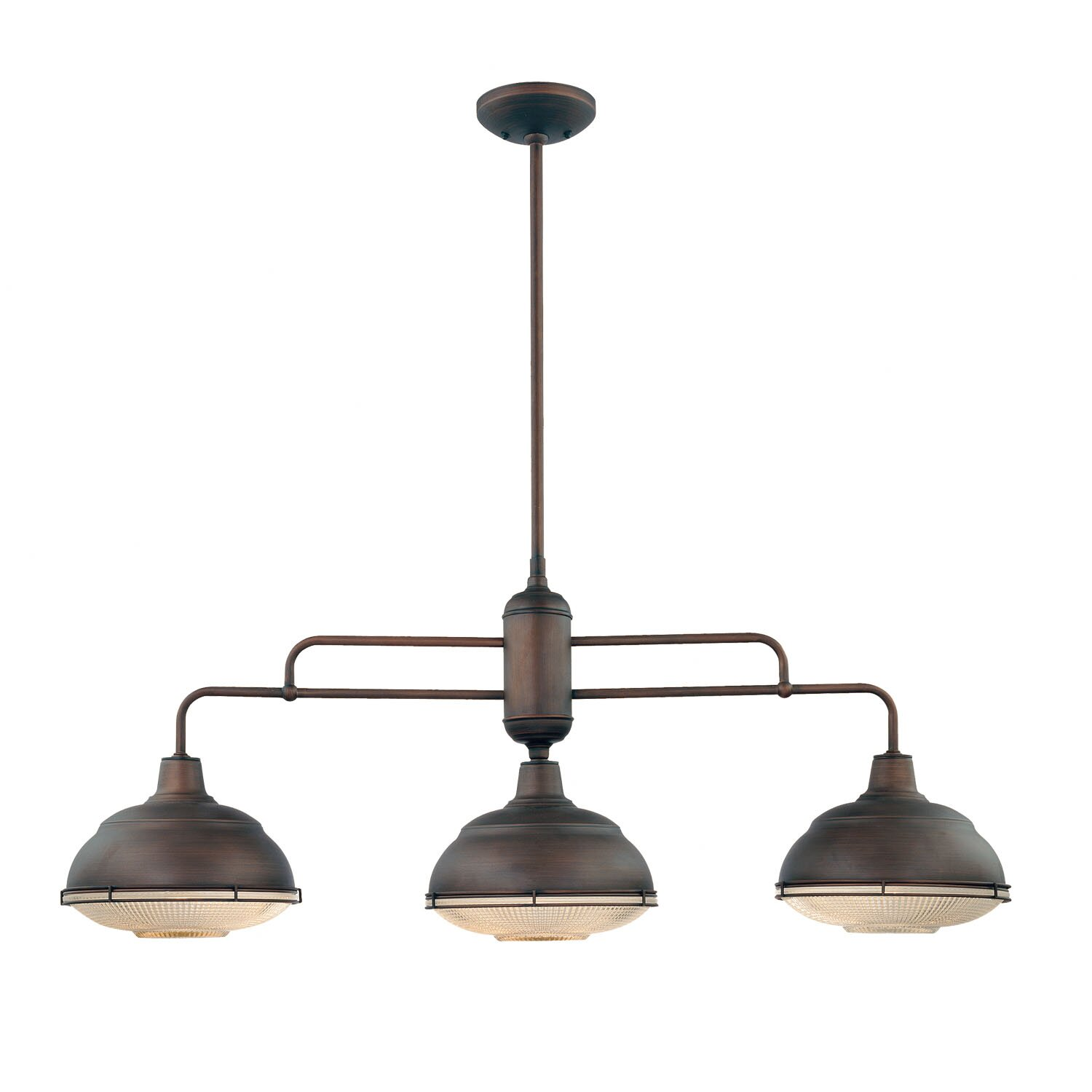 Neo Industrial Kitchen Lighting