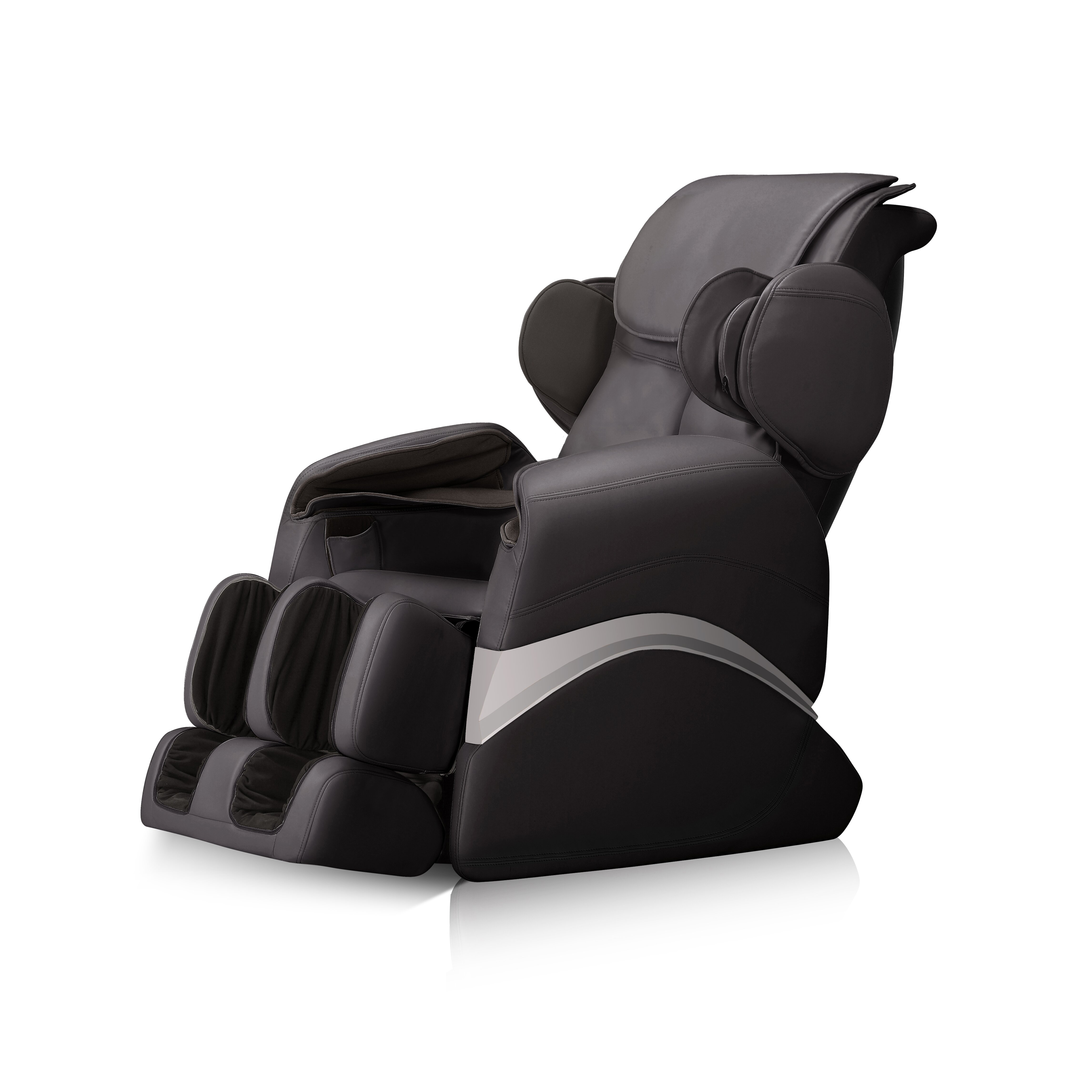 Balance Board London Drugs: IComfort Faux Leather Zero Gravity Massage Chair With