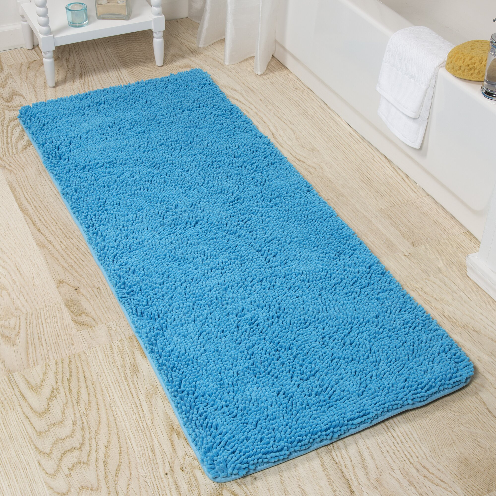 Lavish Home Bath Mat & Reviews