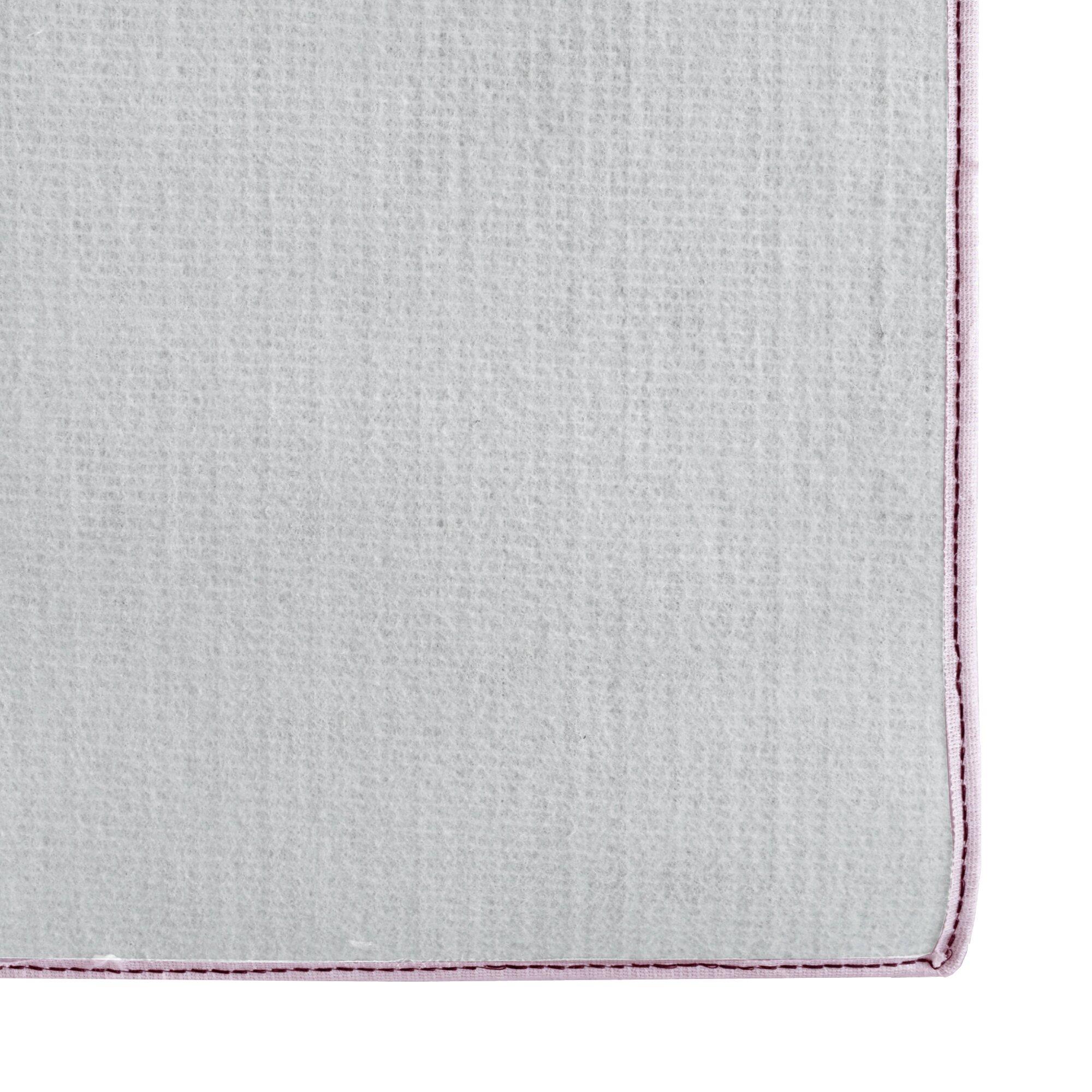 Rug Studio Modern Pink Blush Shag Area Rug & Reviews