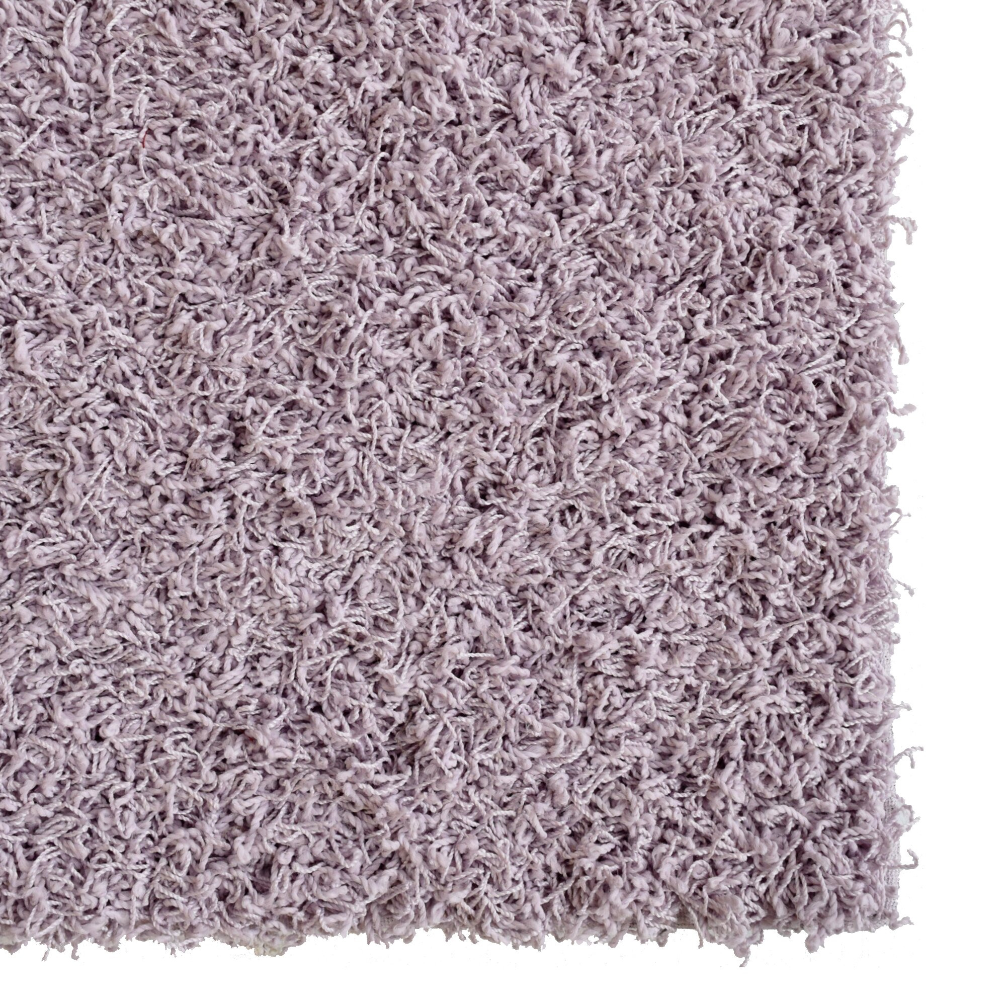 Rug studio modern purple shag area rug wayfair for Purple area rugs contemporary