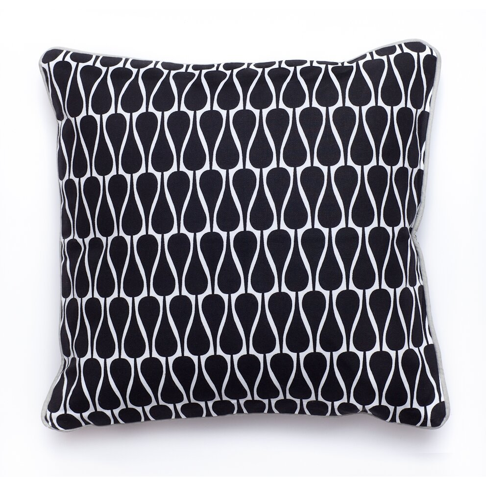 Throw Pillow Trends 2015 : Scantrends Seeds Cotton Throw Pillow Wayfair