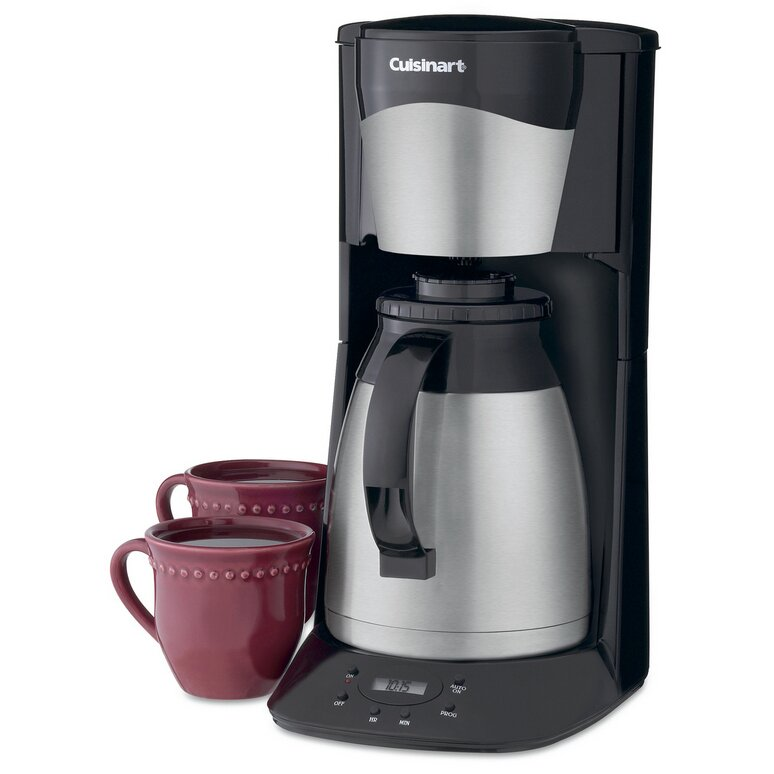 Cuisinart Programmable Thermal Coffee Maker & Reviews Wayfair