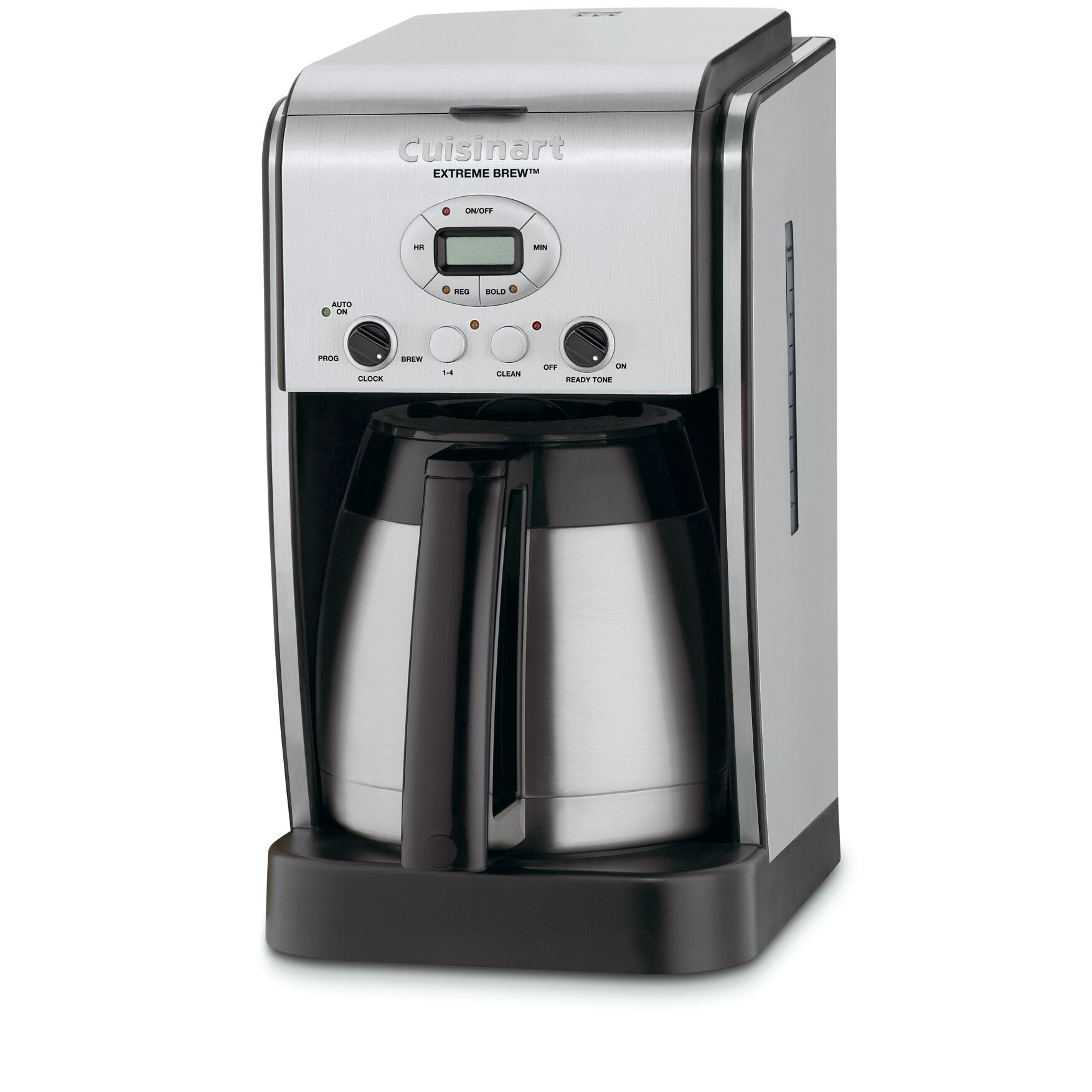 Cuisinart Extreme Brew 10 Cup Thermal Programmable Coffee Maker & Reviews Wayfair