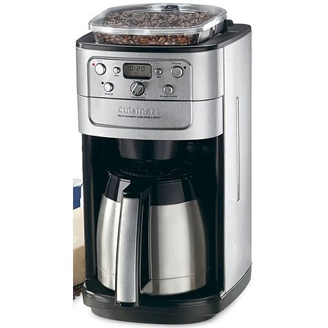 Automatic Coffee Maker Reviews : Cuisinart Grind and Brew Thermal 12 Cup Automatic Coffee Maker & Reviews Wayfair