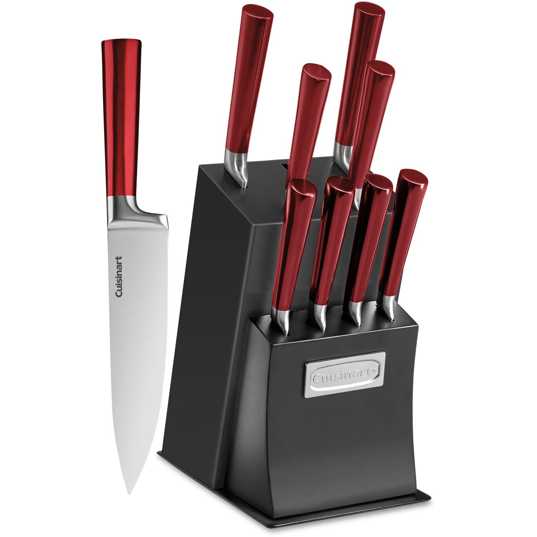 Cuisinart Vetrano 11 Piece Knife Set Reviews Wayfair