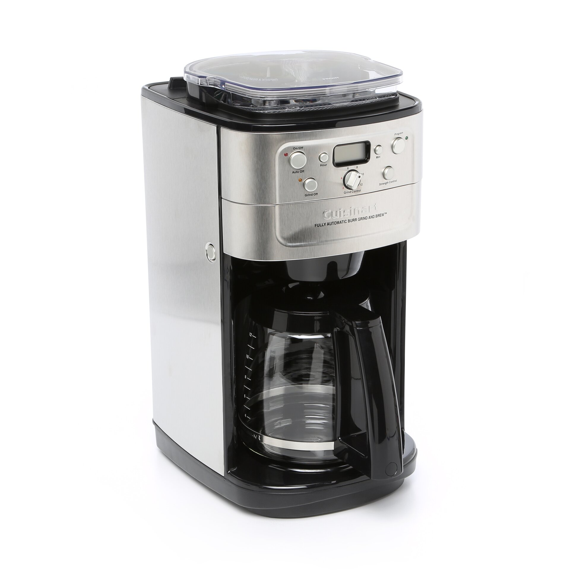 Cuisinart 12-Cup Fully Automatic Coffee Maker & Reviews Wayfair