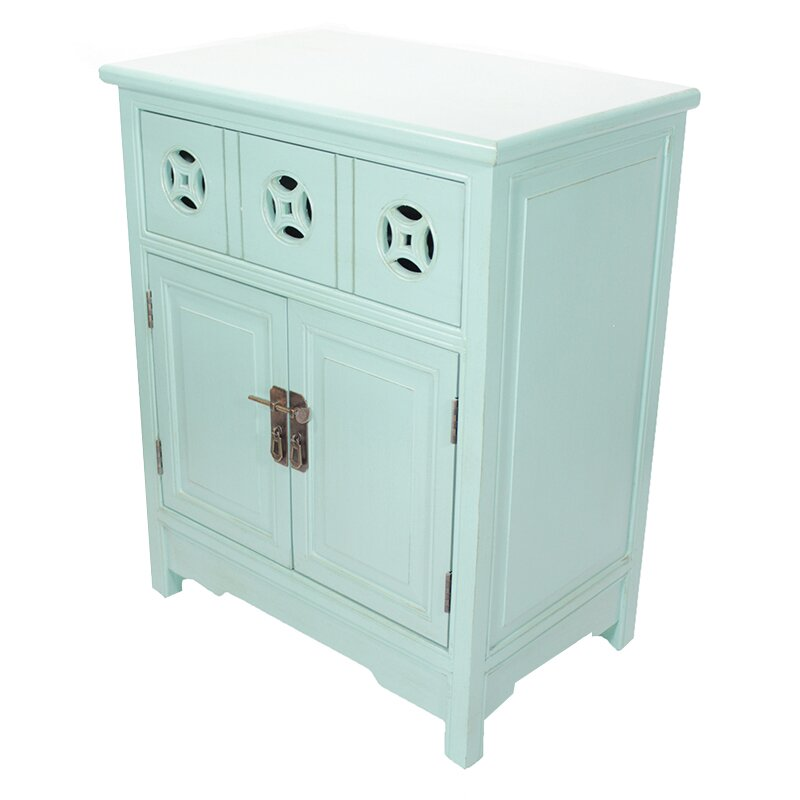 Heather ann 1 drawer and 2 doors cabinet reviews wayfair for One day doors and closets reviews