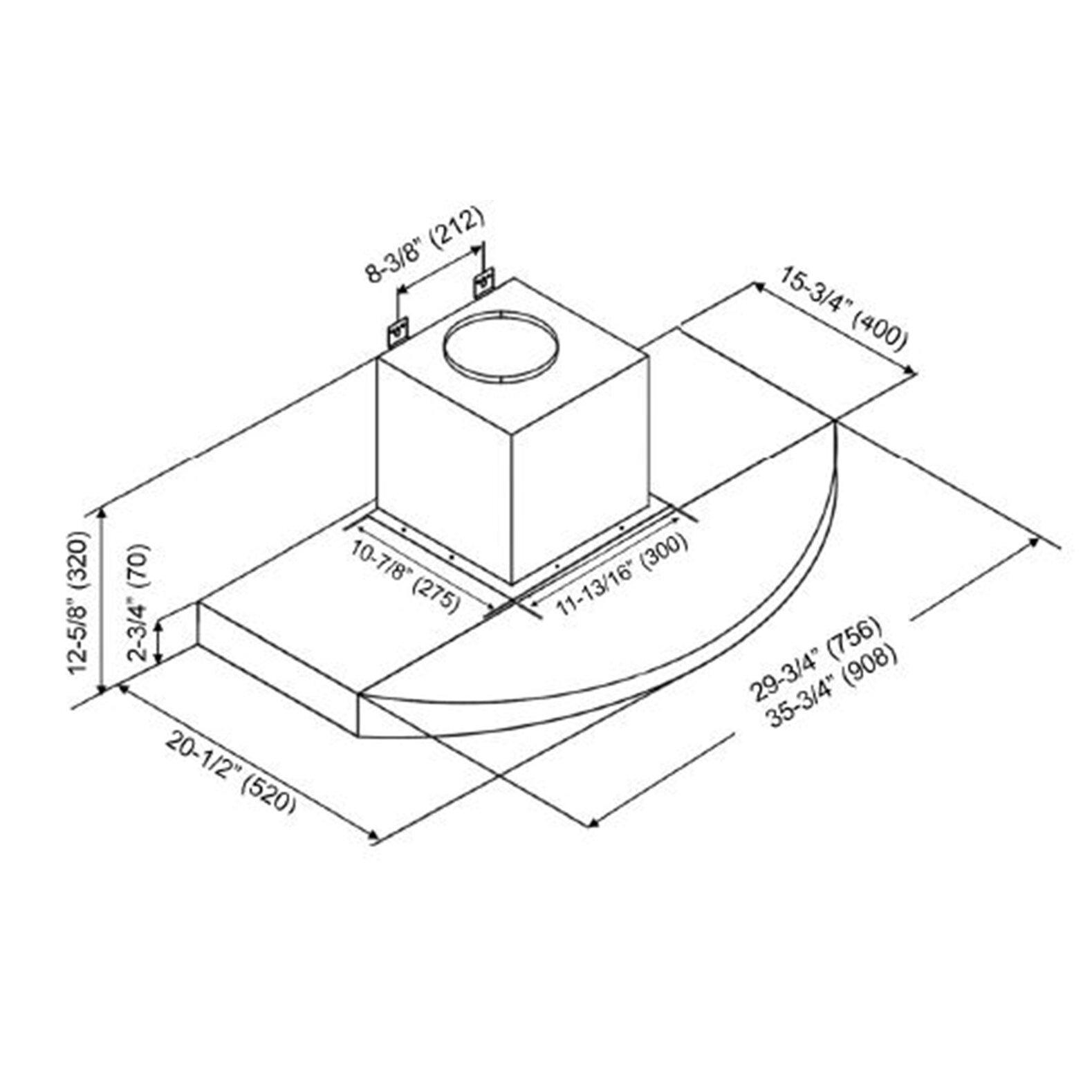 kobe range hoods premium 30 u0026quot  680 cfm under cabinet range