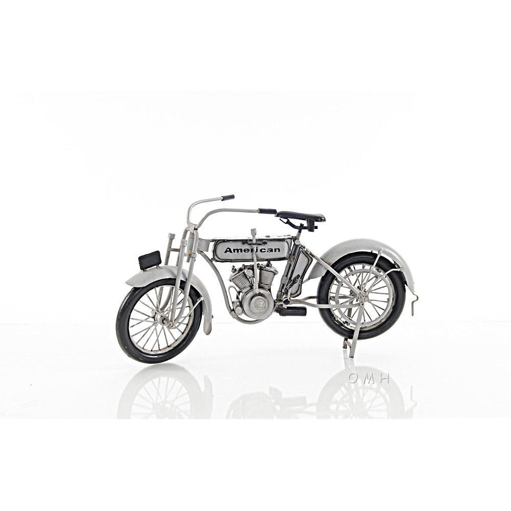 Old Modern Handicrafts 1911 Harley Davidson Model 7d Reviews Wayfair