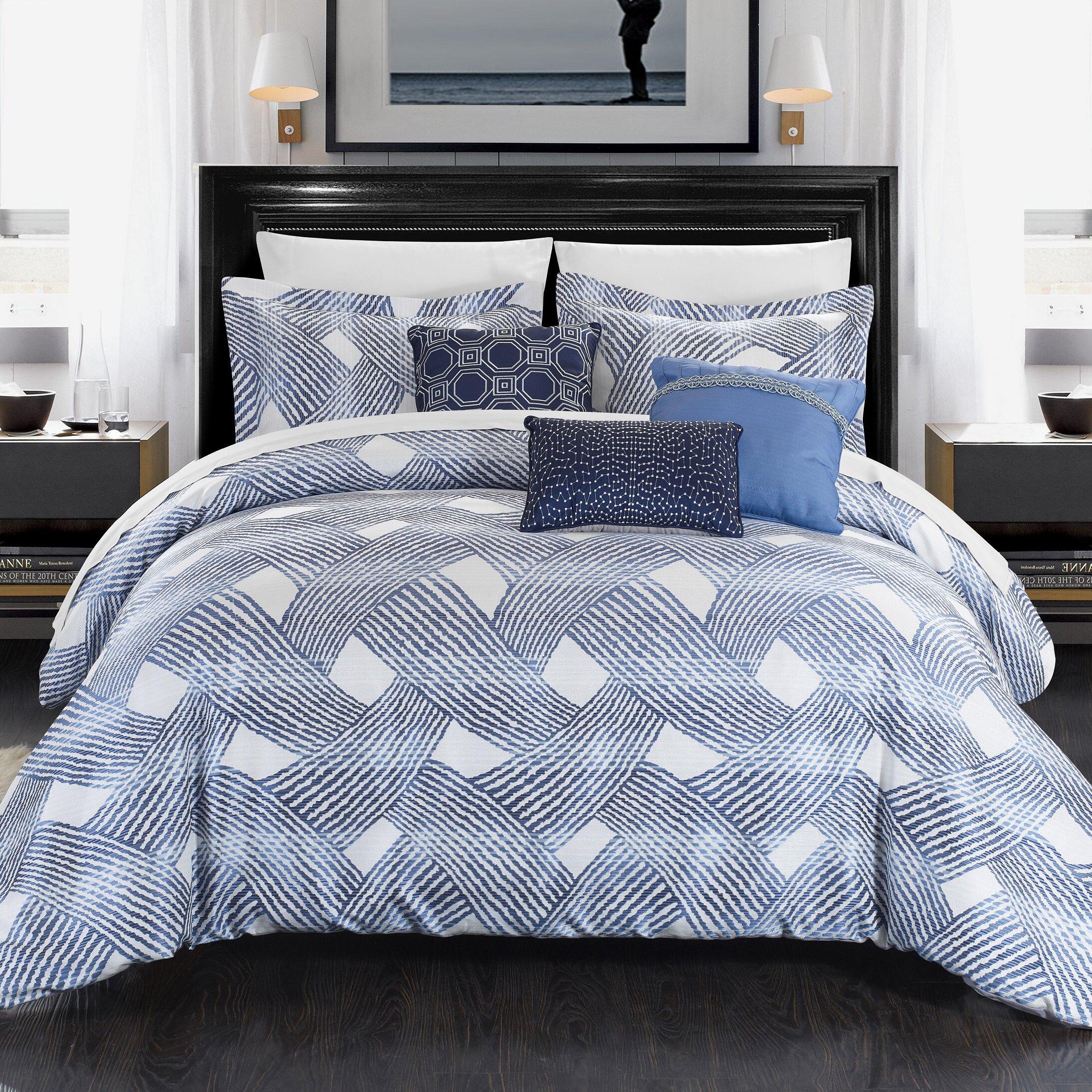 Chic Home Fiorella 10 Piece Comforter Set & Reviews