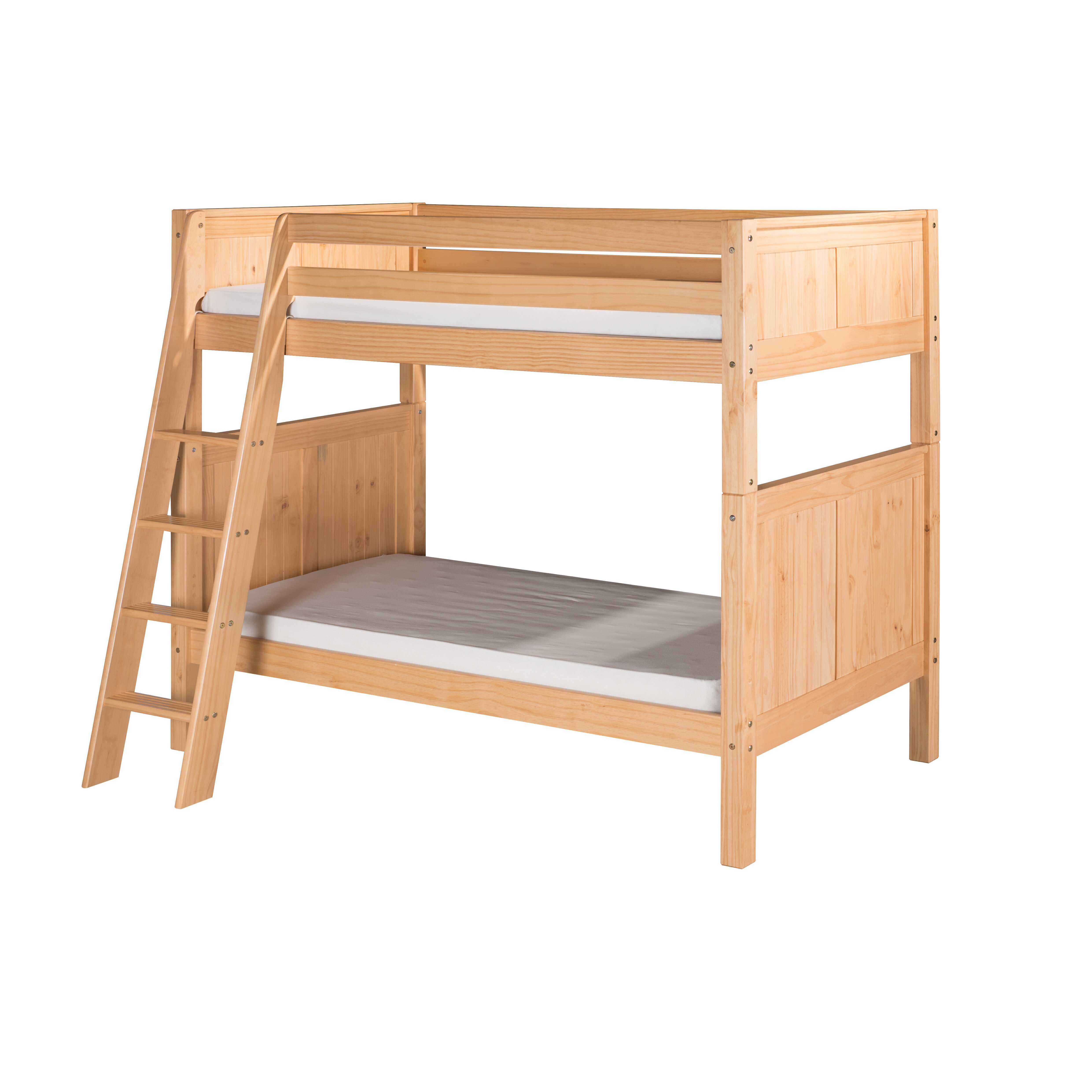 Camaflexi Twin Bunk Bed Wayfair