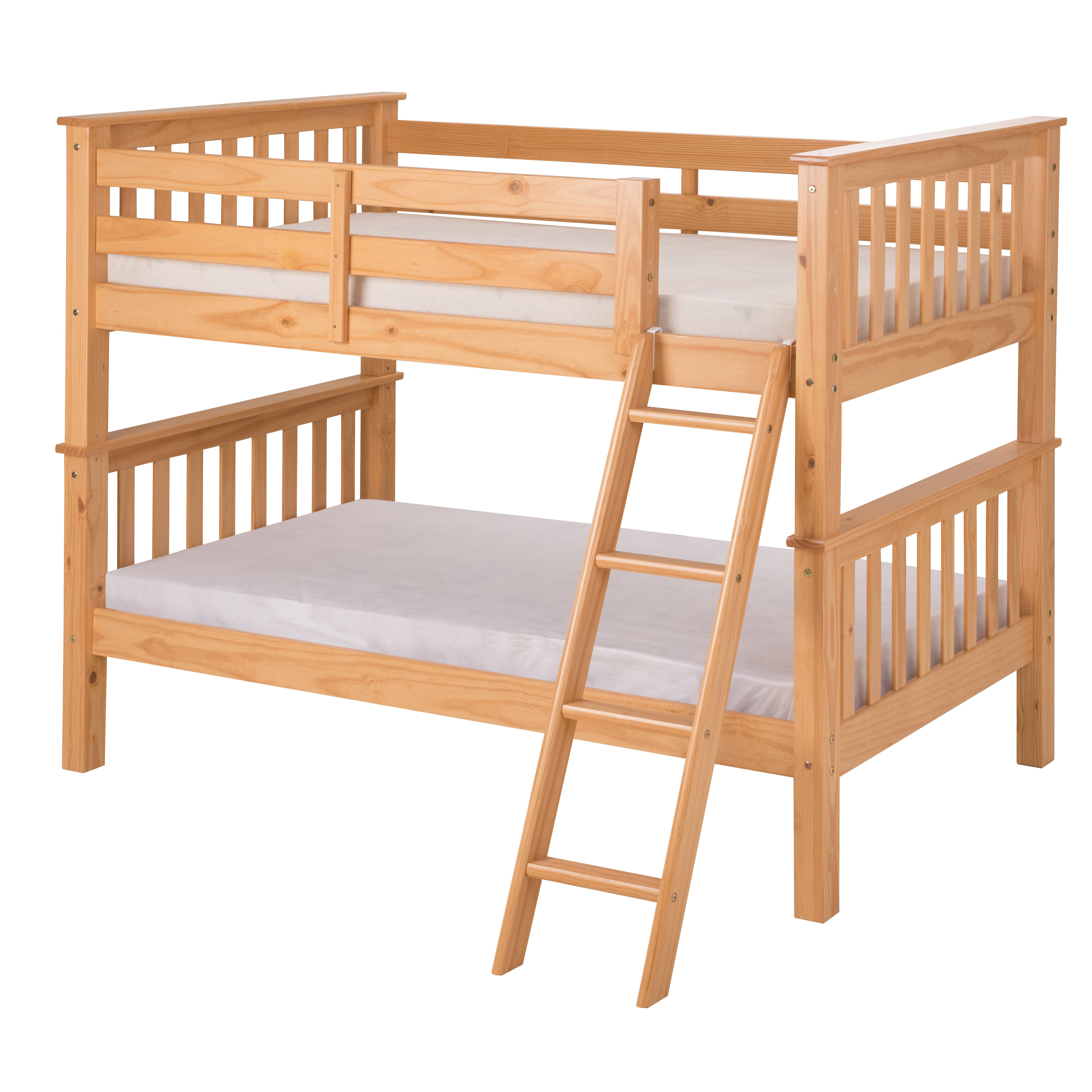 Twin Bunk Bed By Camaflexi