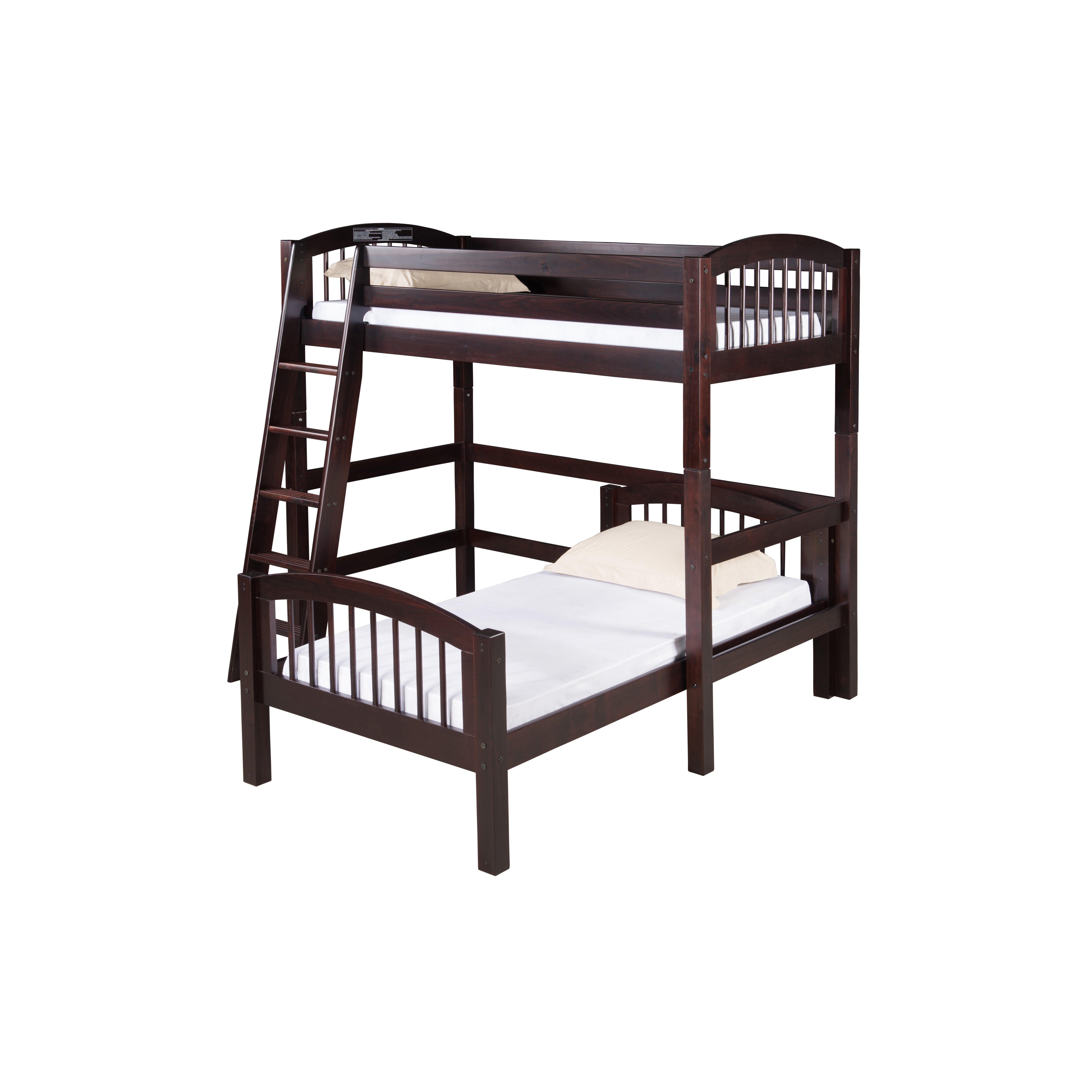 Camaflexi Twin L Shaped Bunk Bed Wayfair