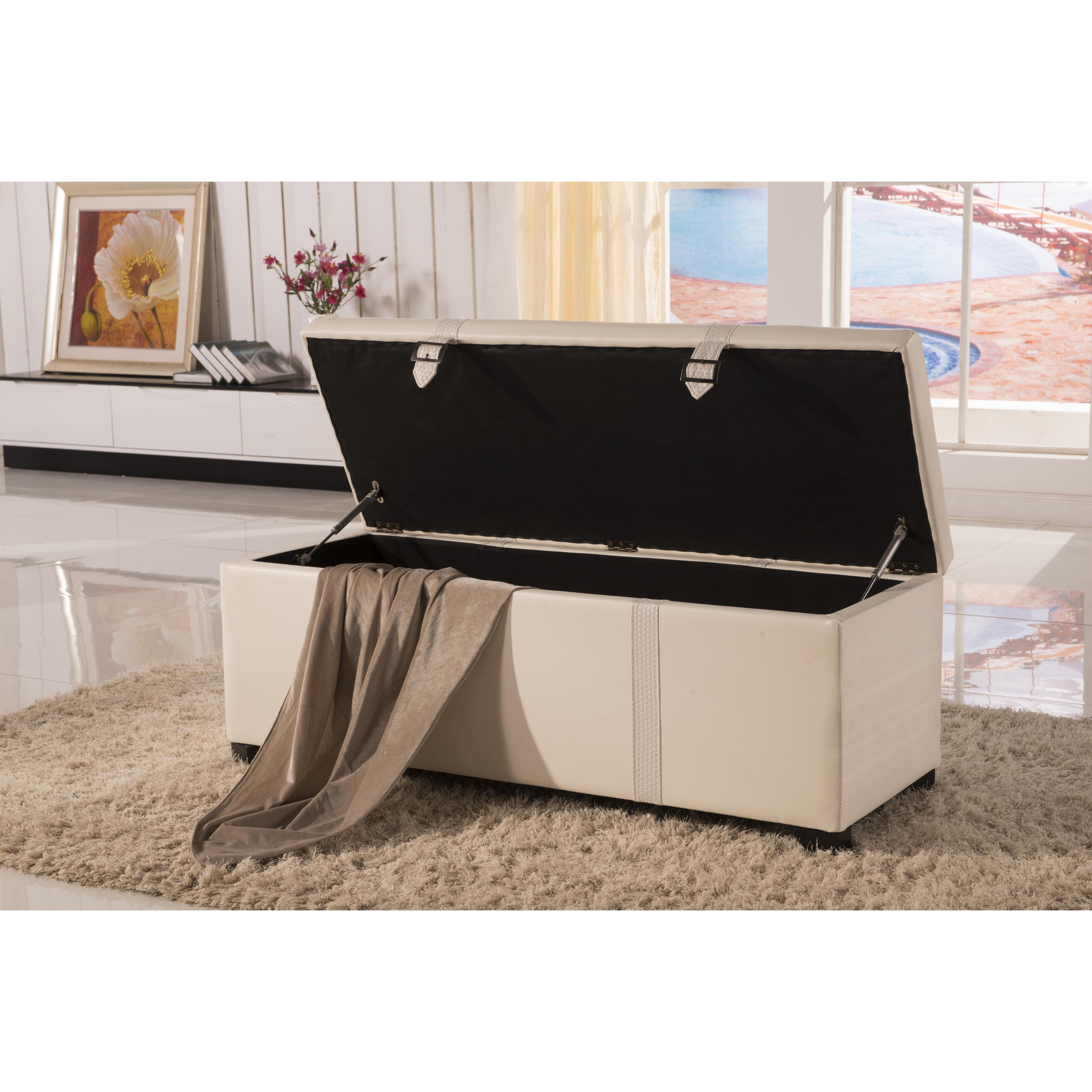 Noya Usa Classic Storage Bedroom Bench Reviews Wayfair