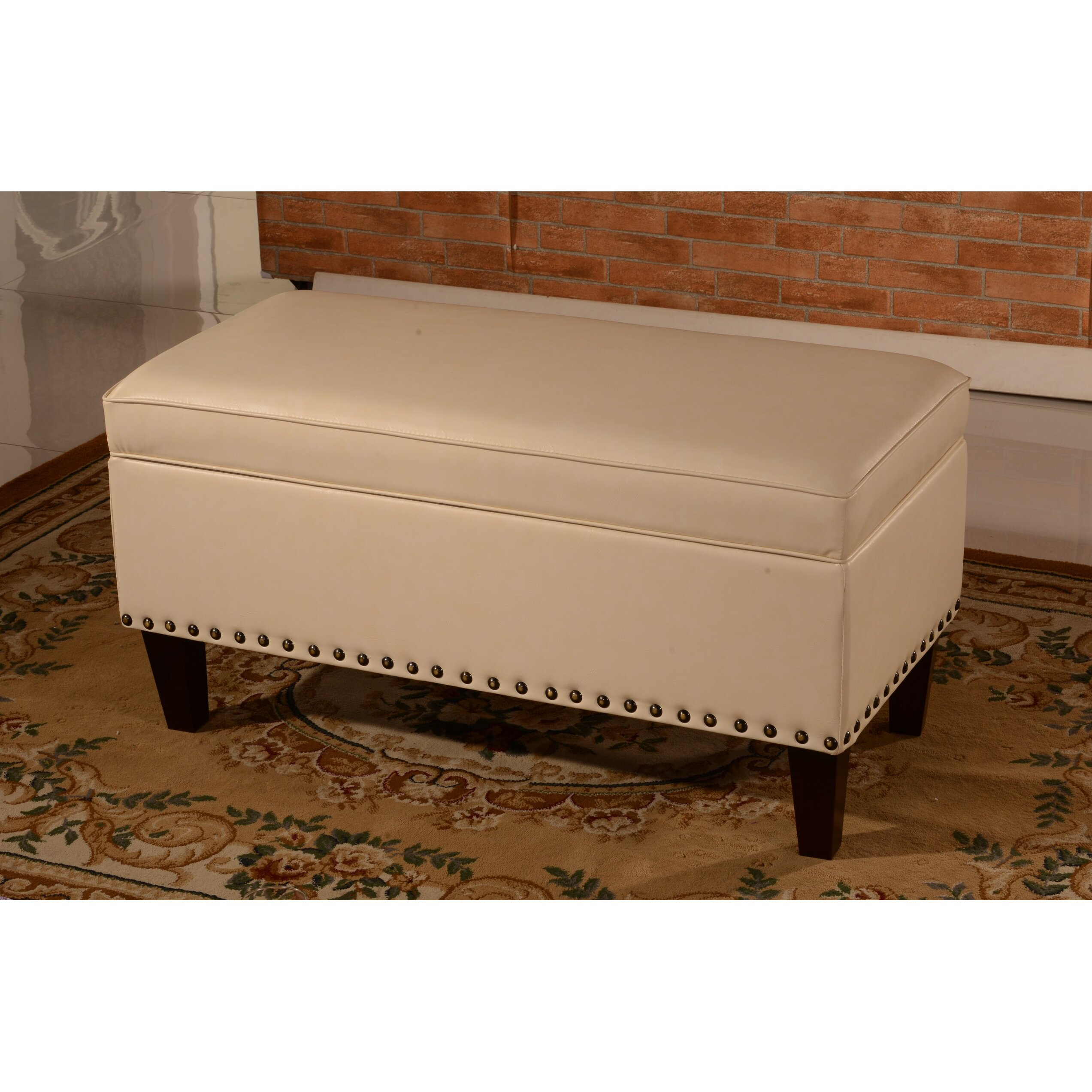 Noya Usa Storage Bedroom Bench Reviews Wayfair