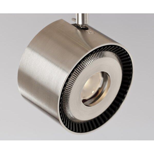 Tech Lighting Trace: Tech Lighting ISO 1 Light 50° Beam Monopoint Track Head
