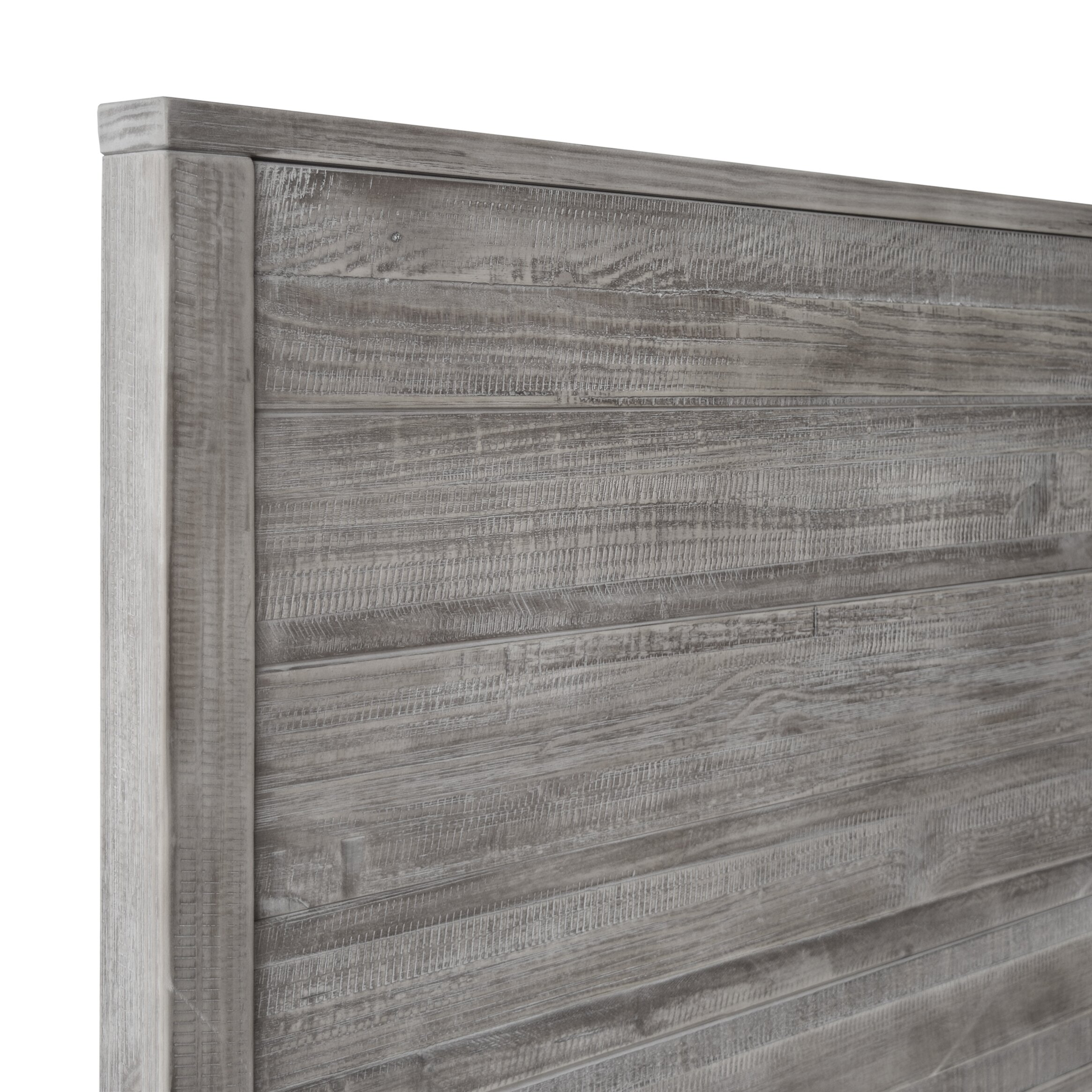Wonderful image of Grain Wood Furniture Montauk Panel Bed & Reviews Wayfair with #57534F color and 2330x2330 pixels