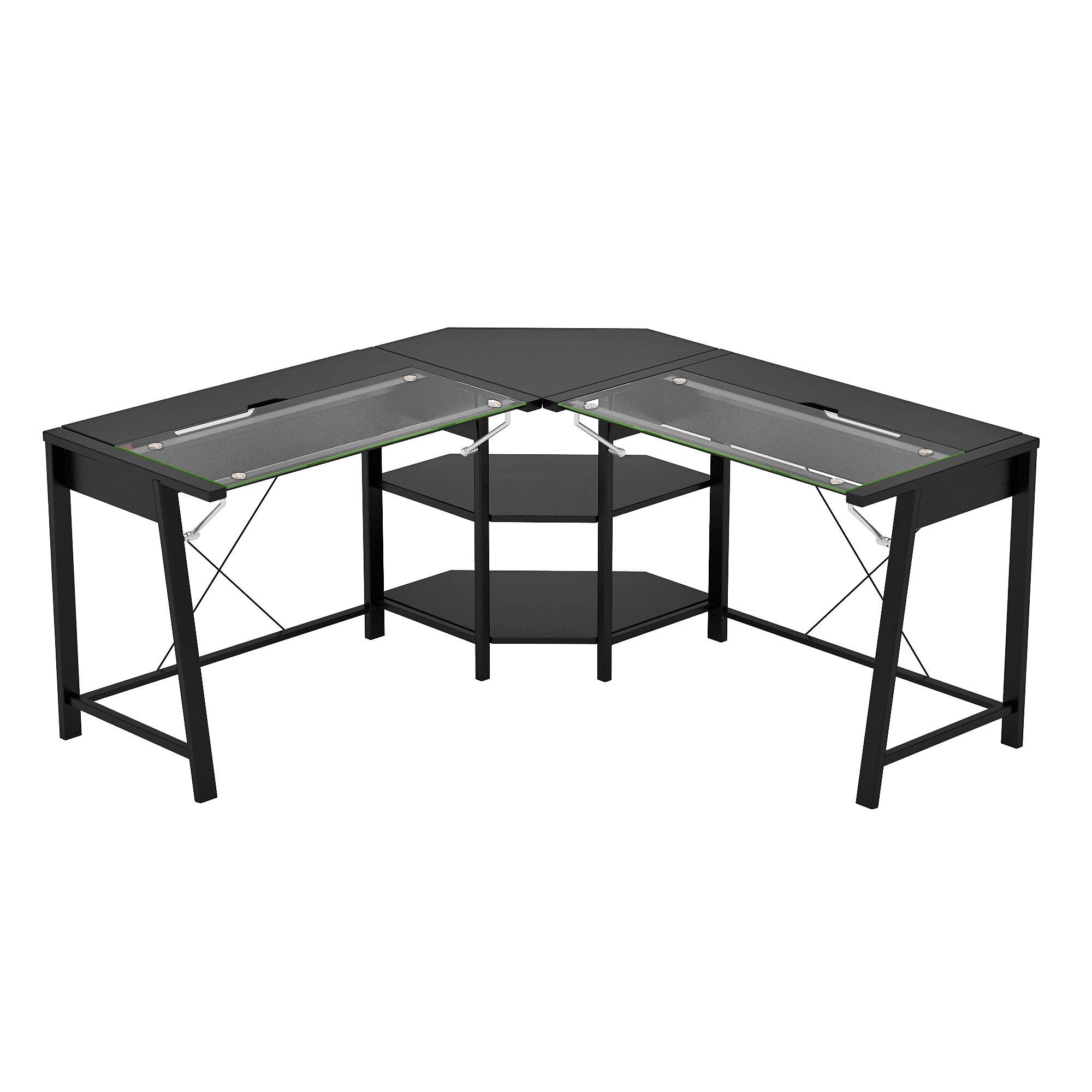 Line Designs Jaxson Corner Desk & Reviews | Wayfair