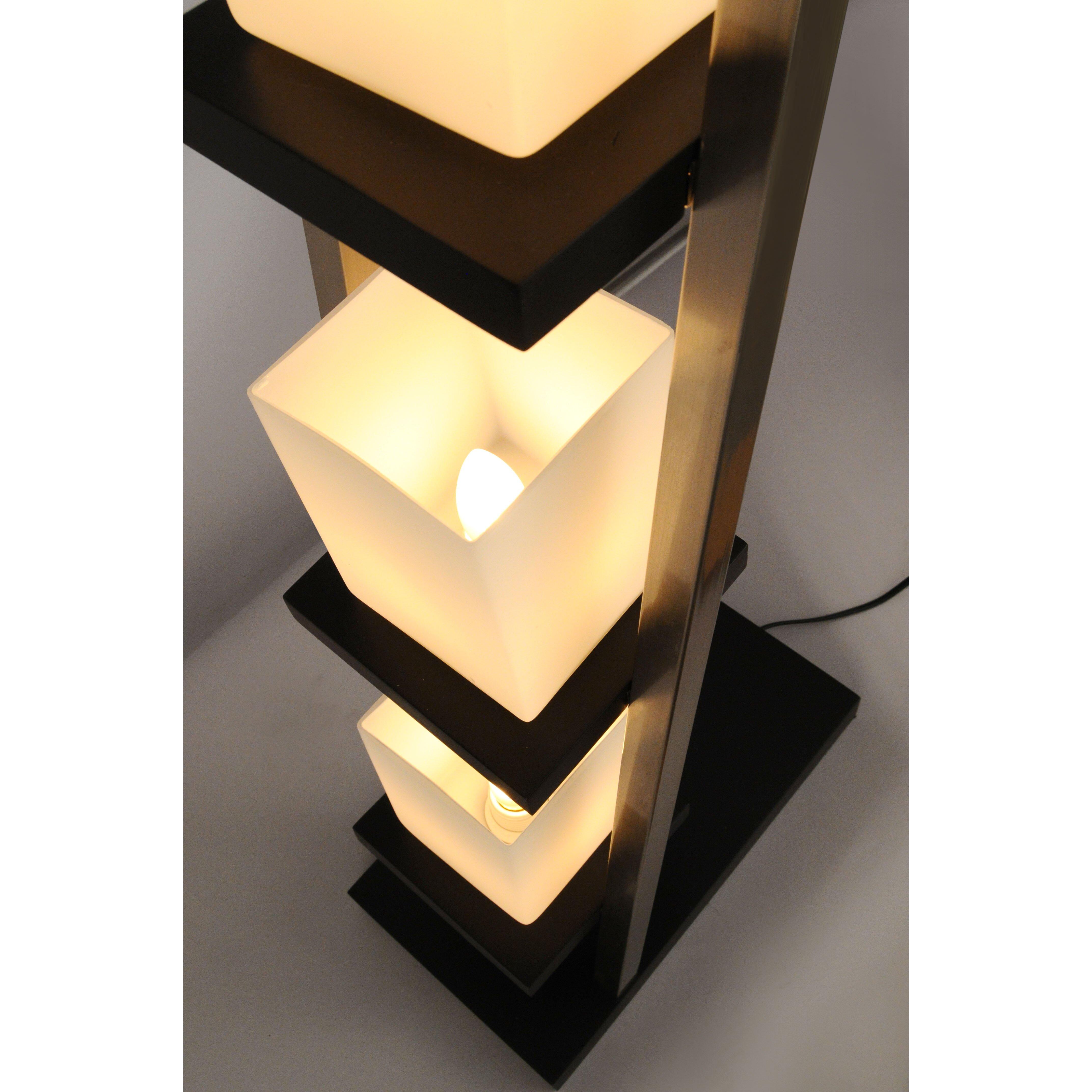 nova escalier 61 floor lamp reviews wayfair. Black Bedroom Furniture Sets. Home Design Ideas