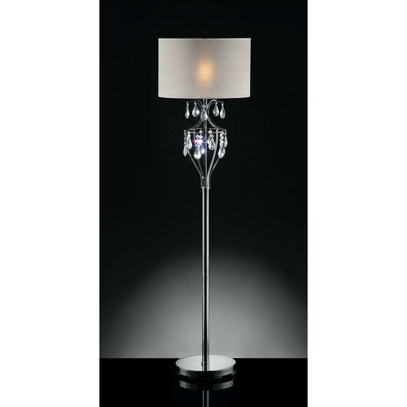 "ok lighting 60"" floor lamp  reviews  wayfair"
