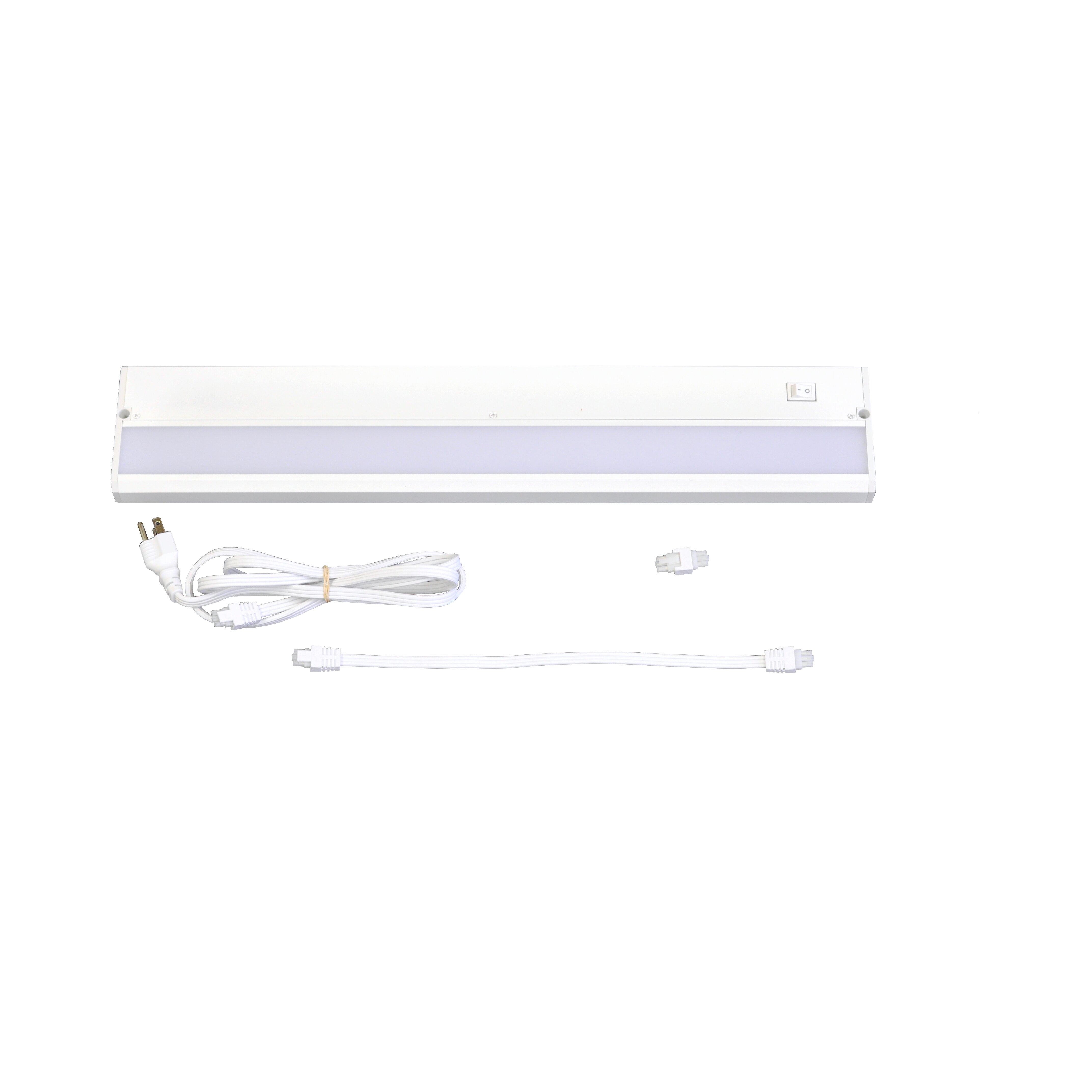 Led Ramp Under Koksskap : Radionic Hi Tech Eco II 32 LED Under Cabinet Bar Light & Reviews